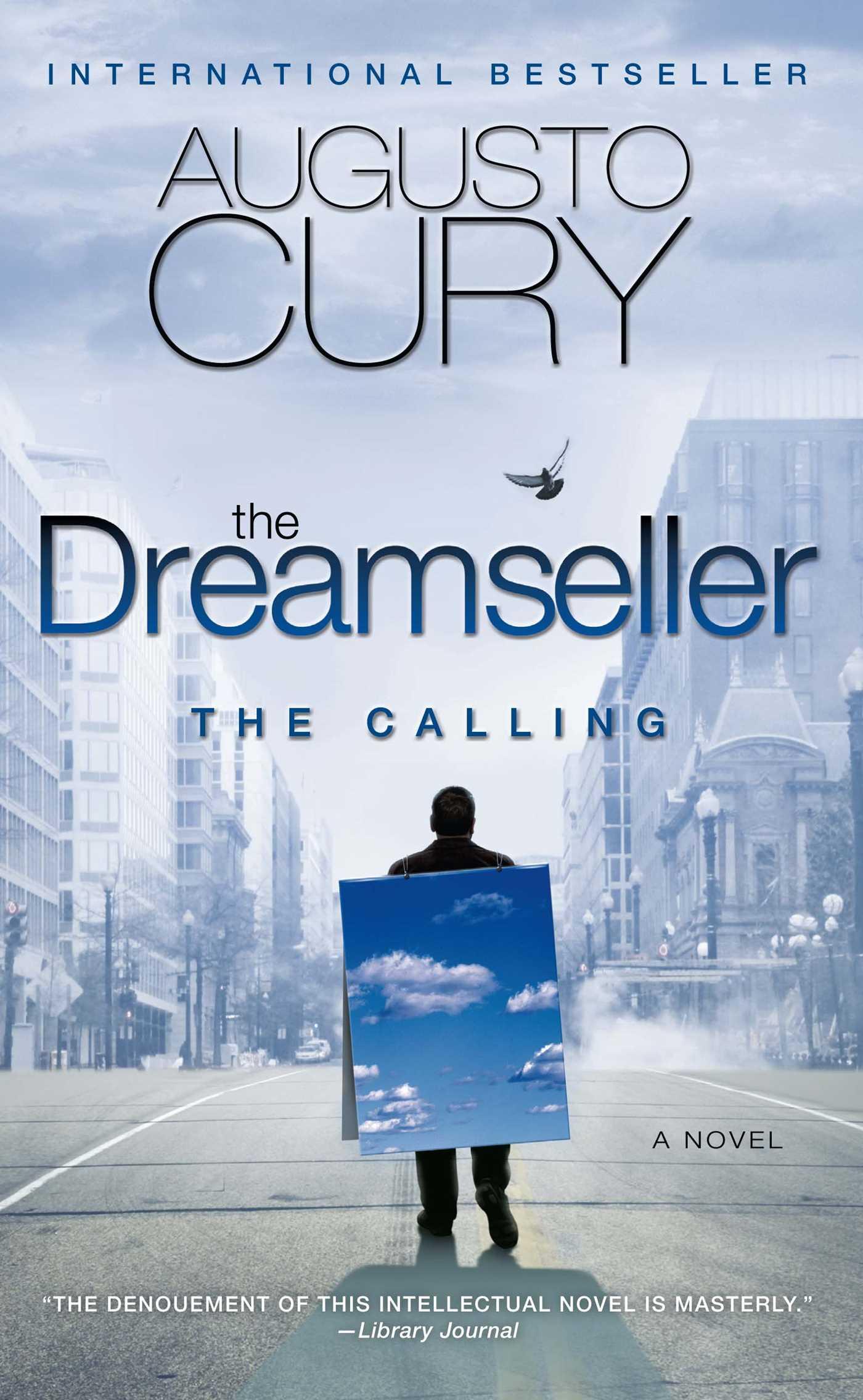 Dreamseller the calling 9781439195734 hr