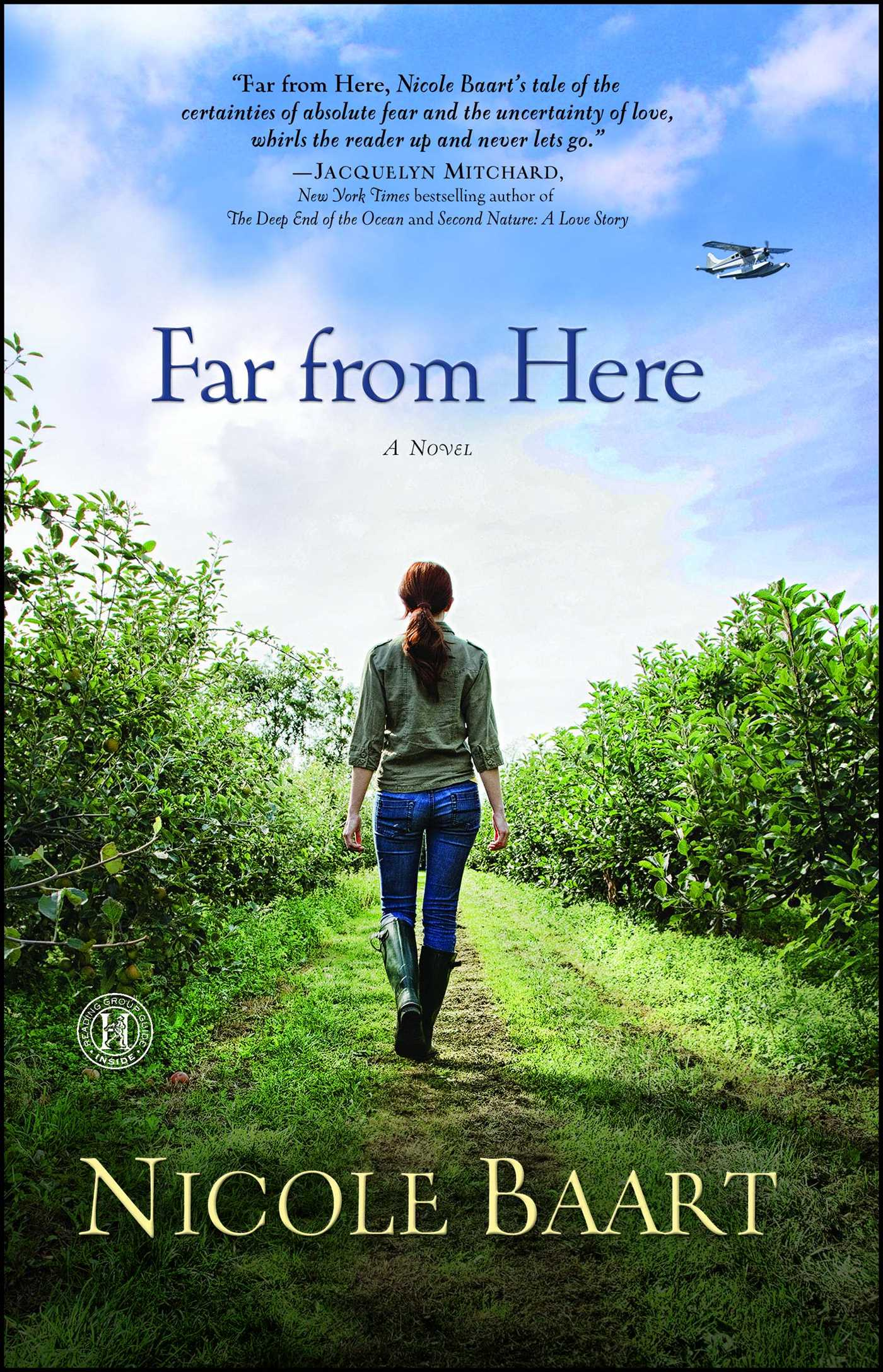 Far from here 9781439197332 hr