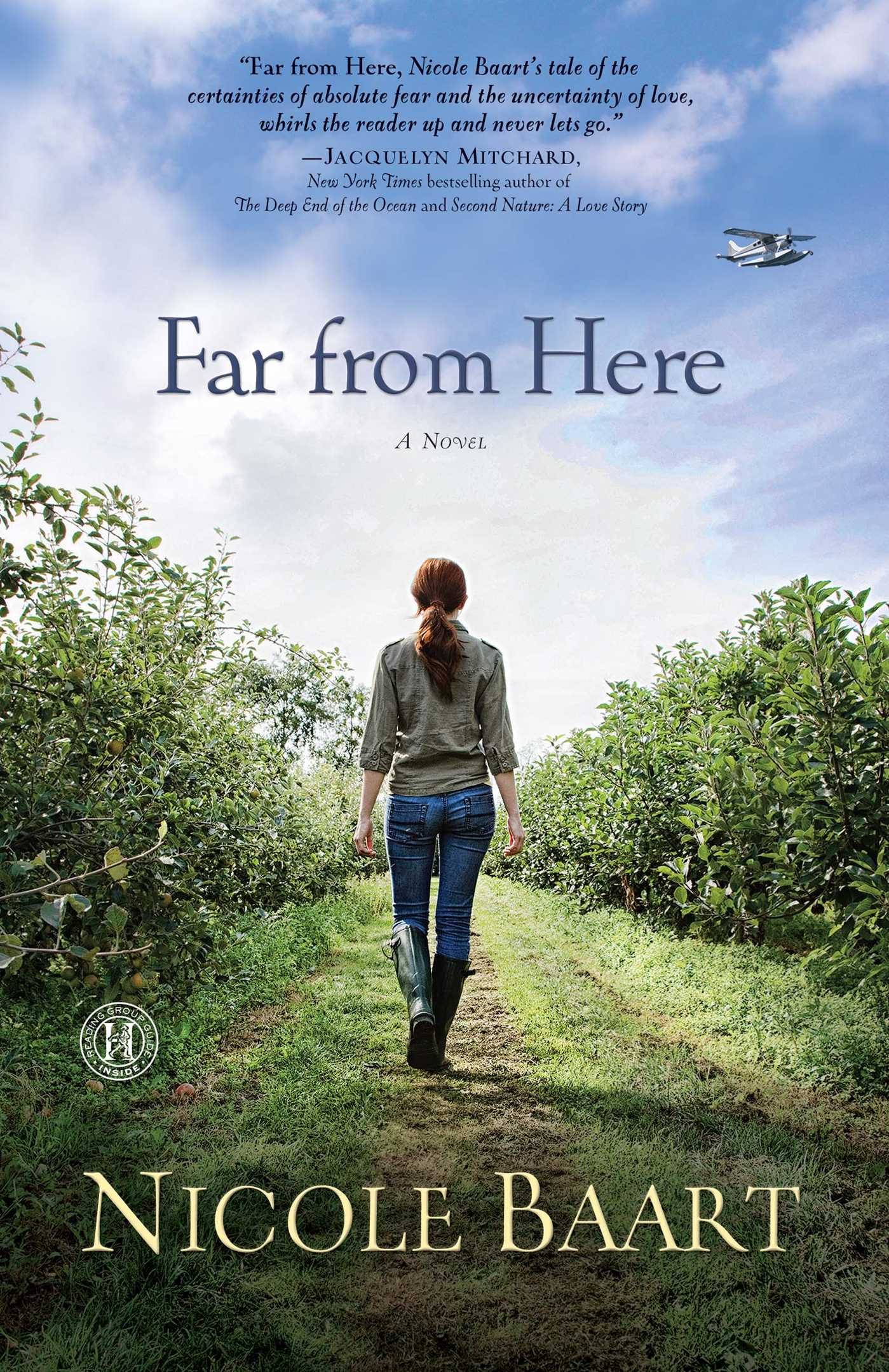 Far from here 9781439197356 hr