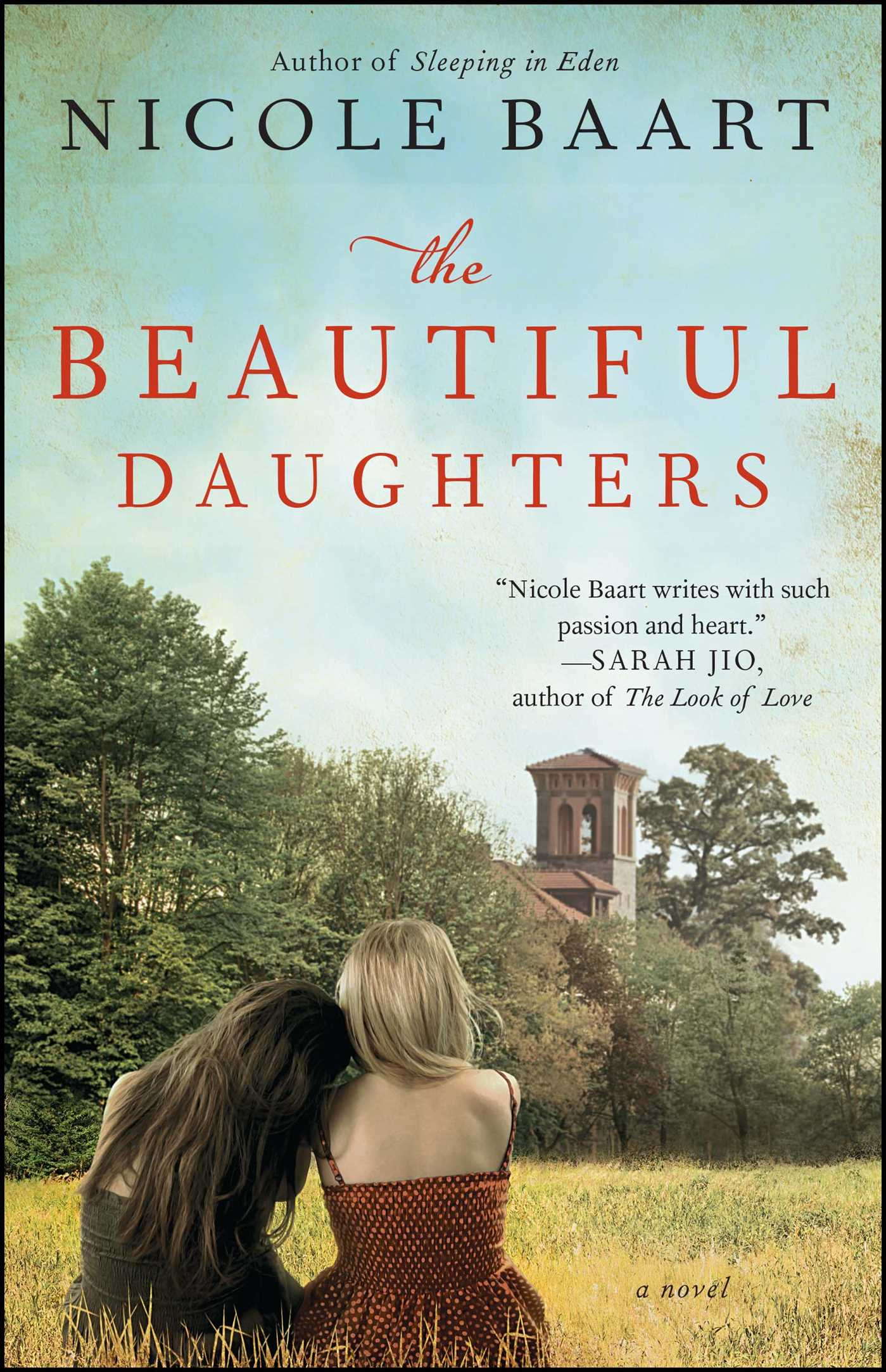 The beautiful daughters 9781439197387 hr