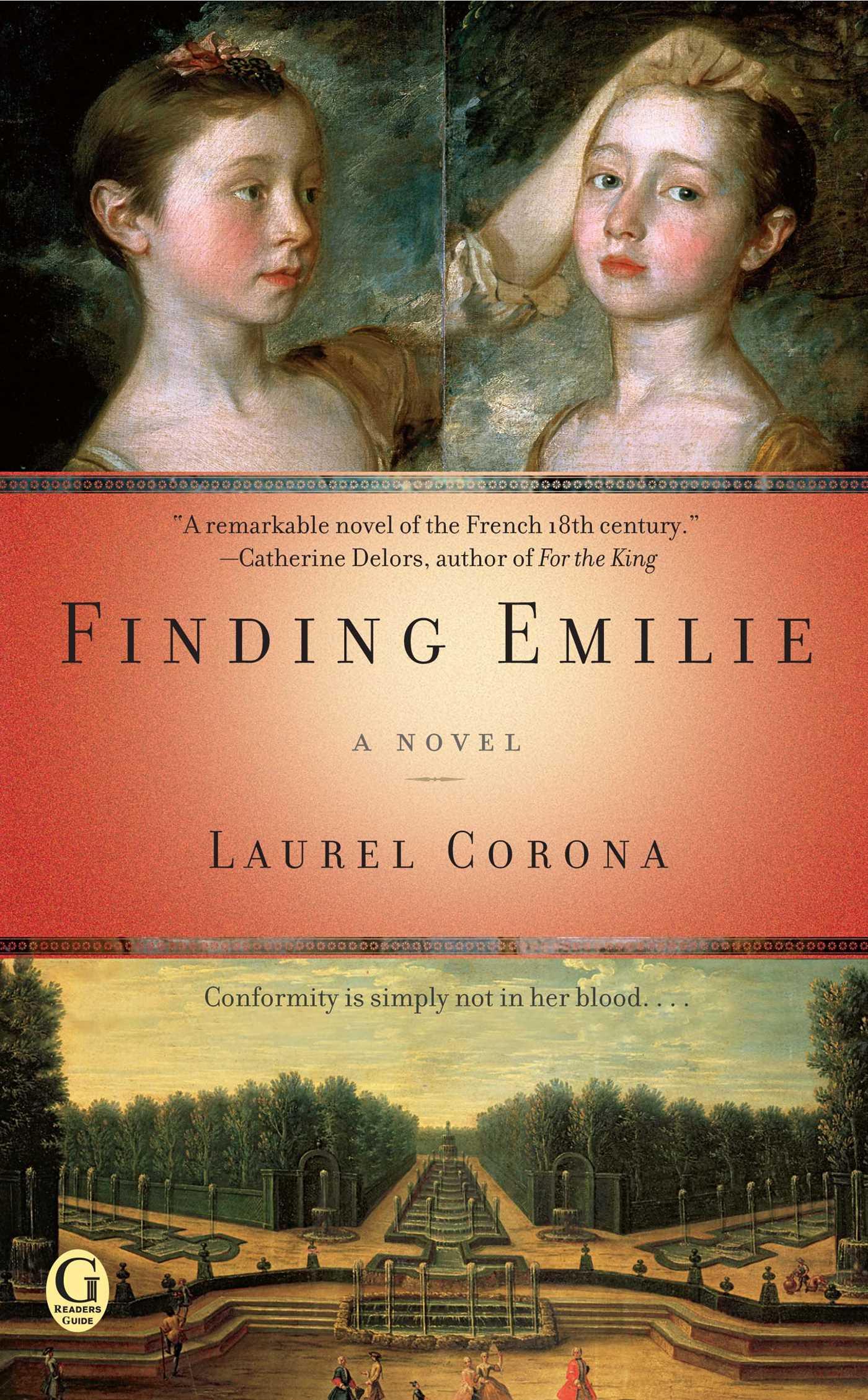 Finding emilie 9781439197660 hr