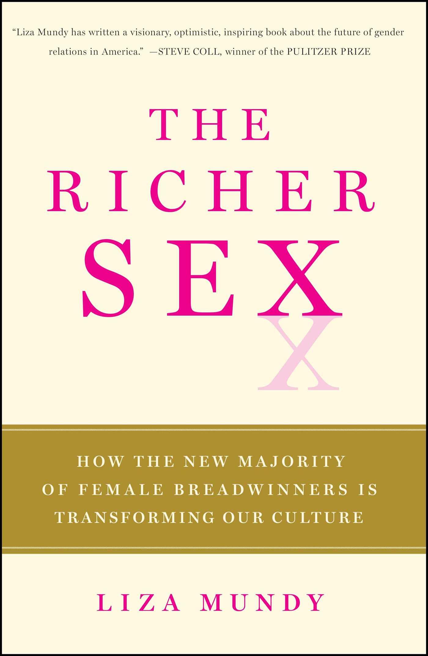 The richer sex 9781439197721 hr