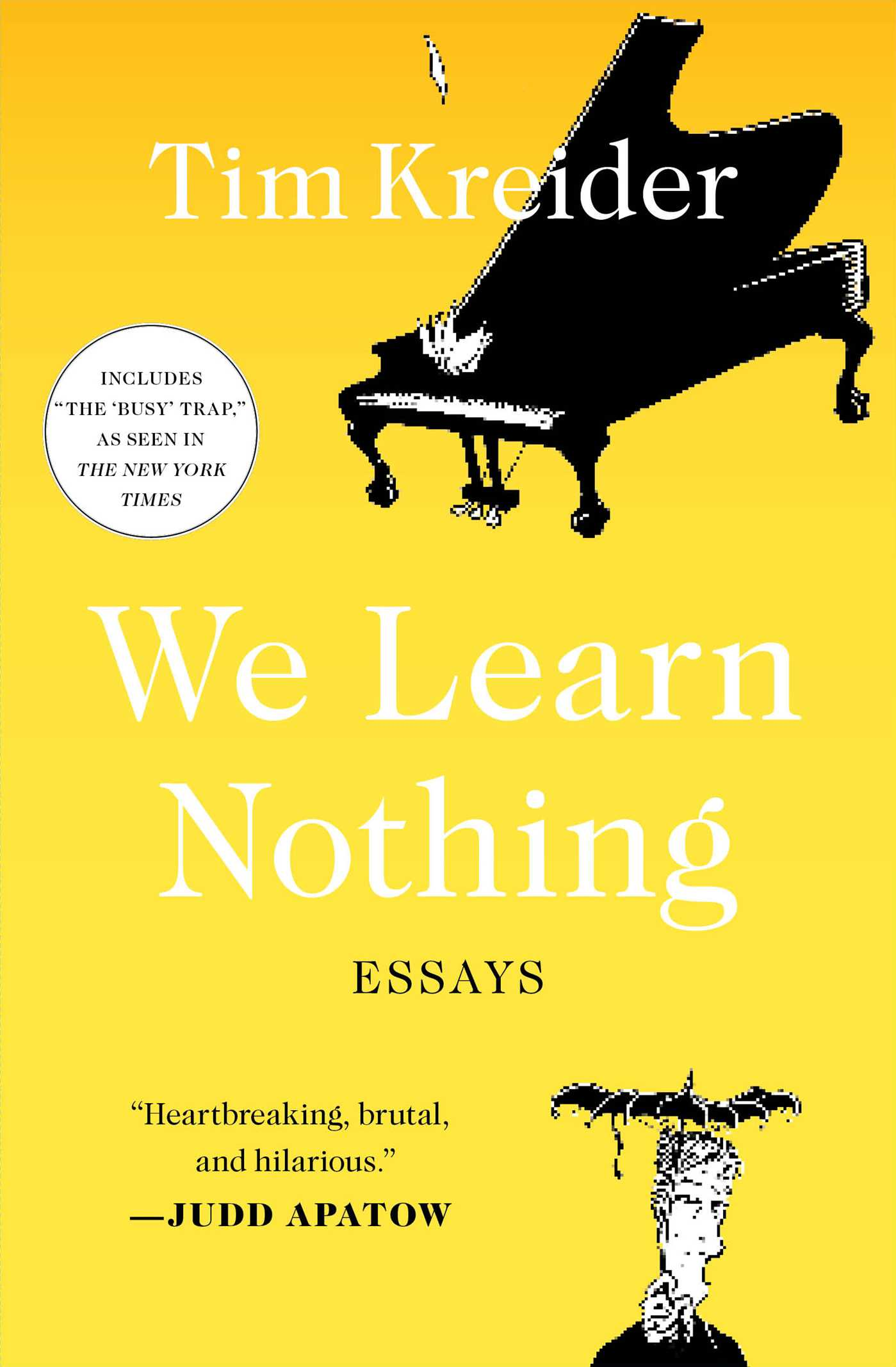 We learn nothing 9781439198728 hr