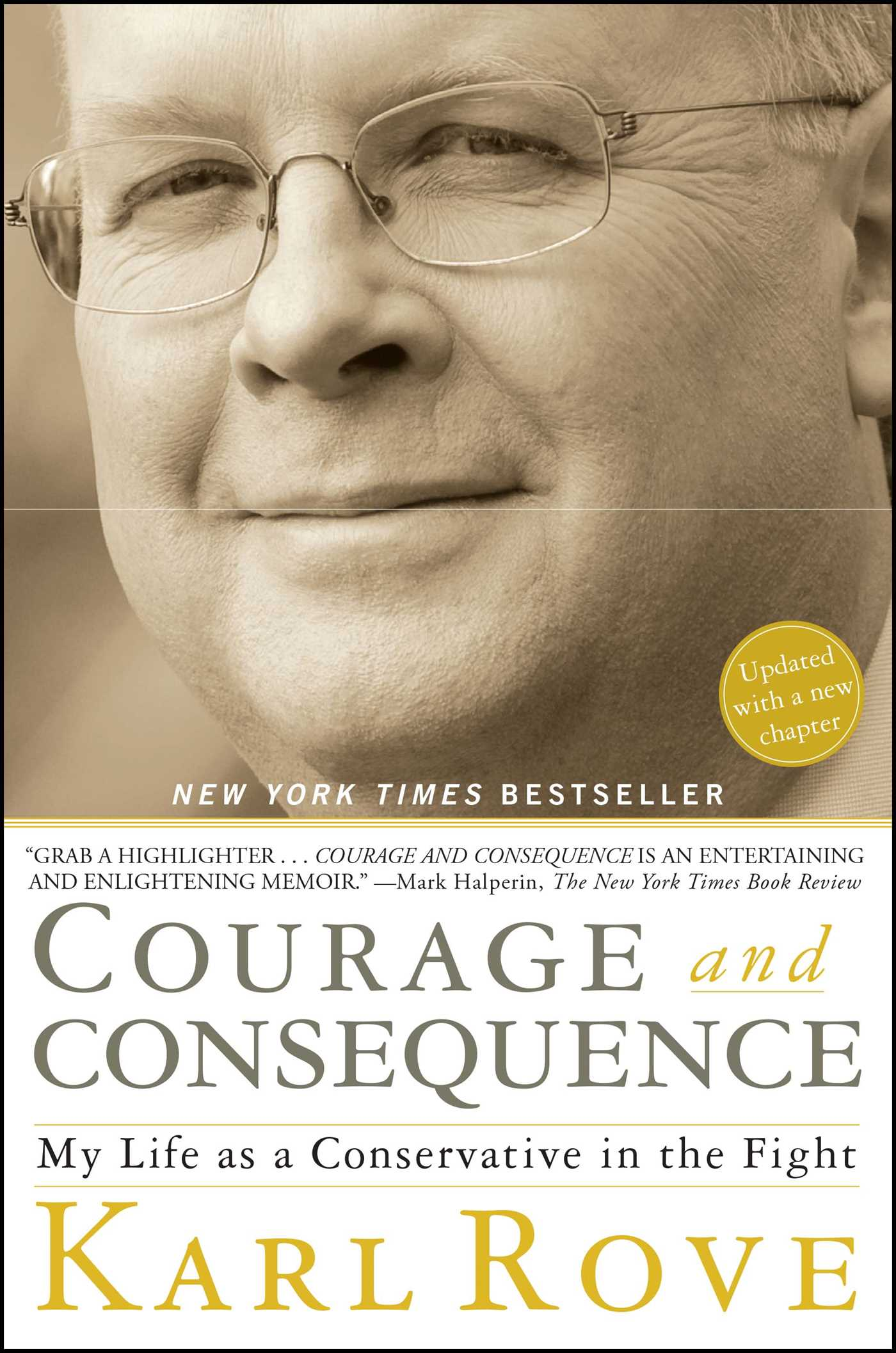 Courage and consequence 9781439199268 hr