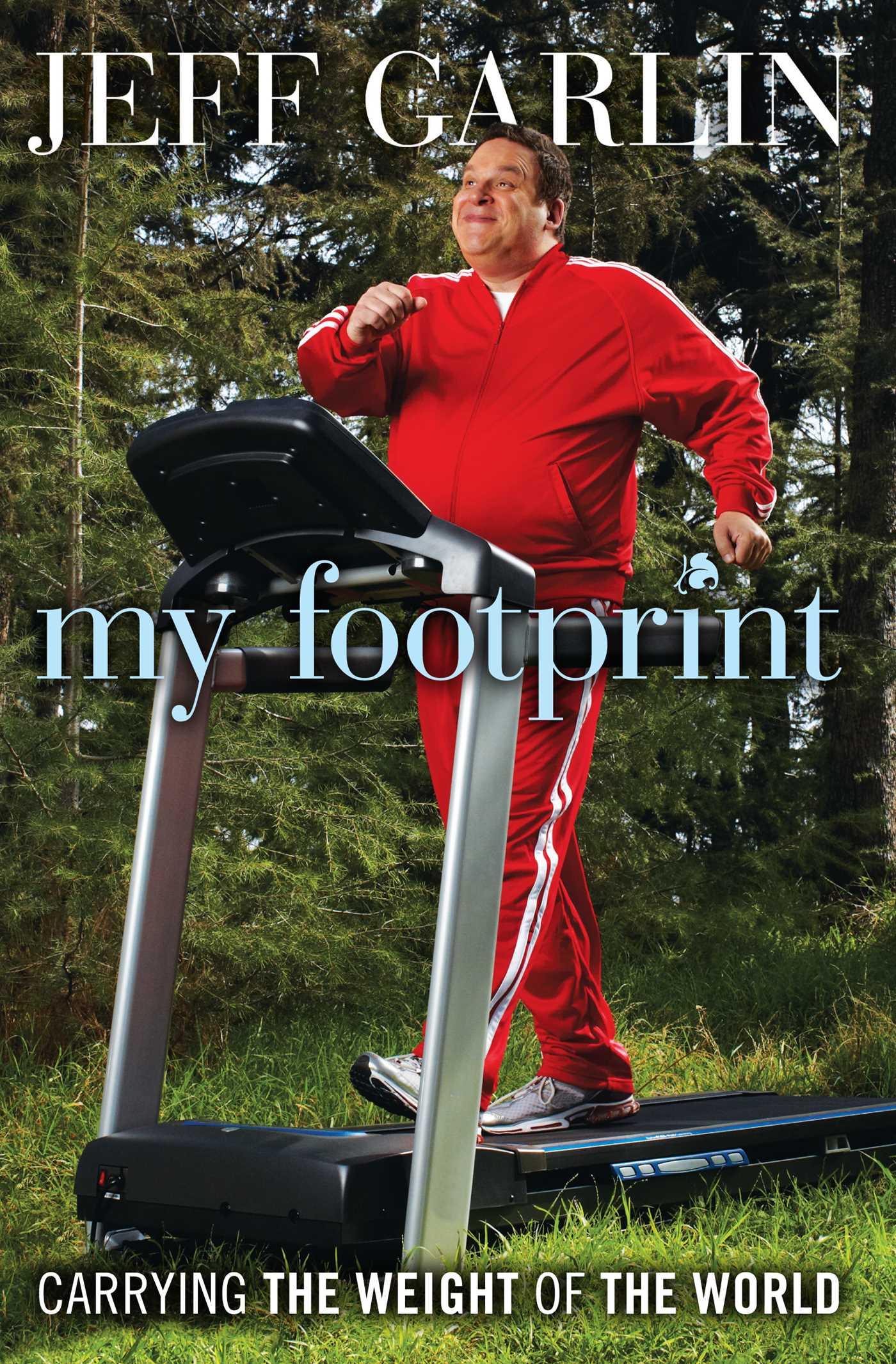My footprint 9781439199275 hr
