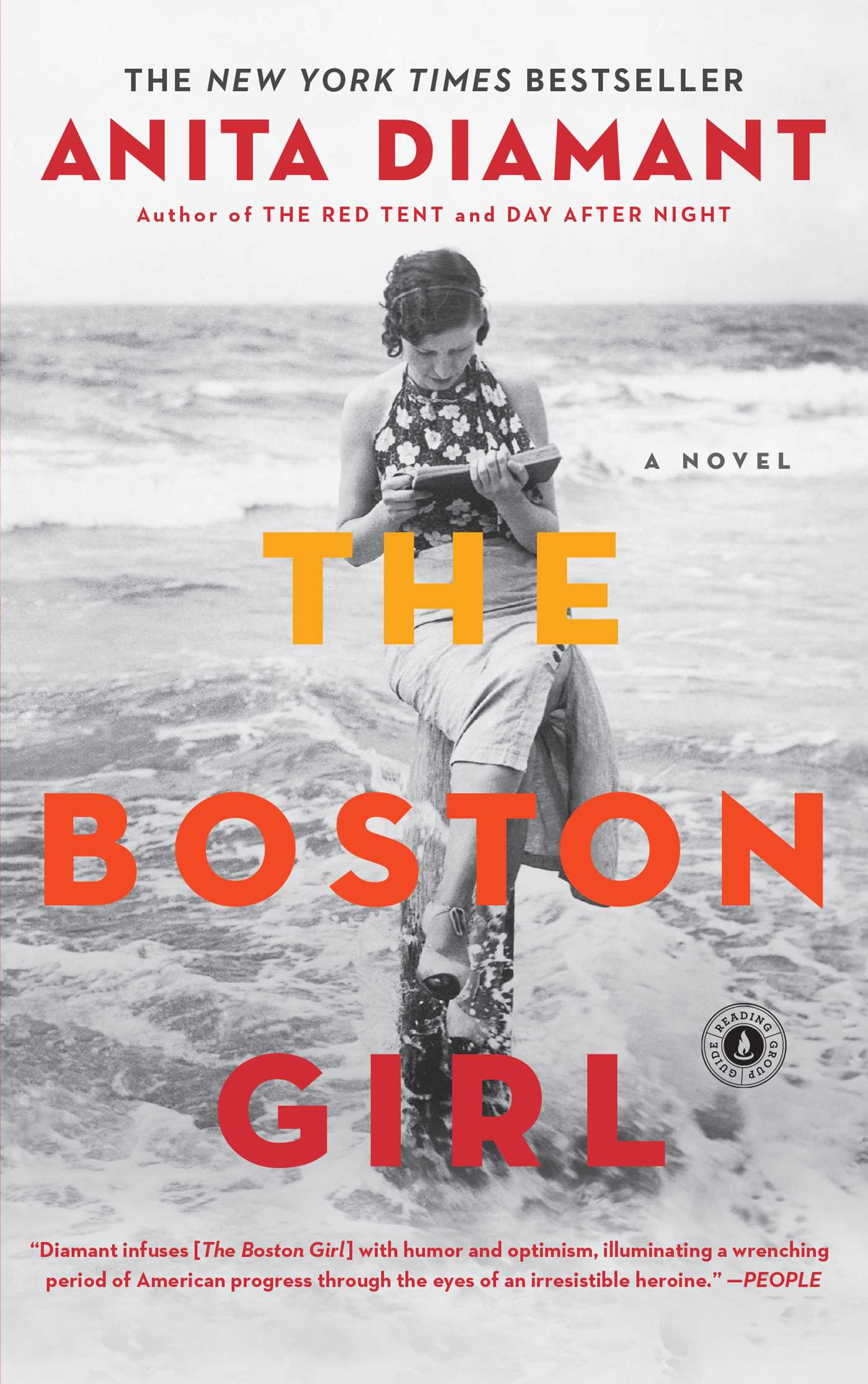 The Boston Girl | Book by Anita Diamant | Official Publisher