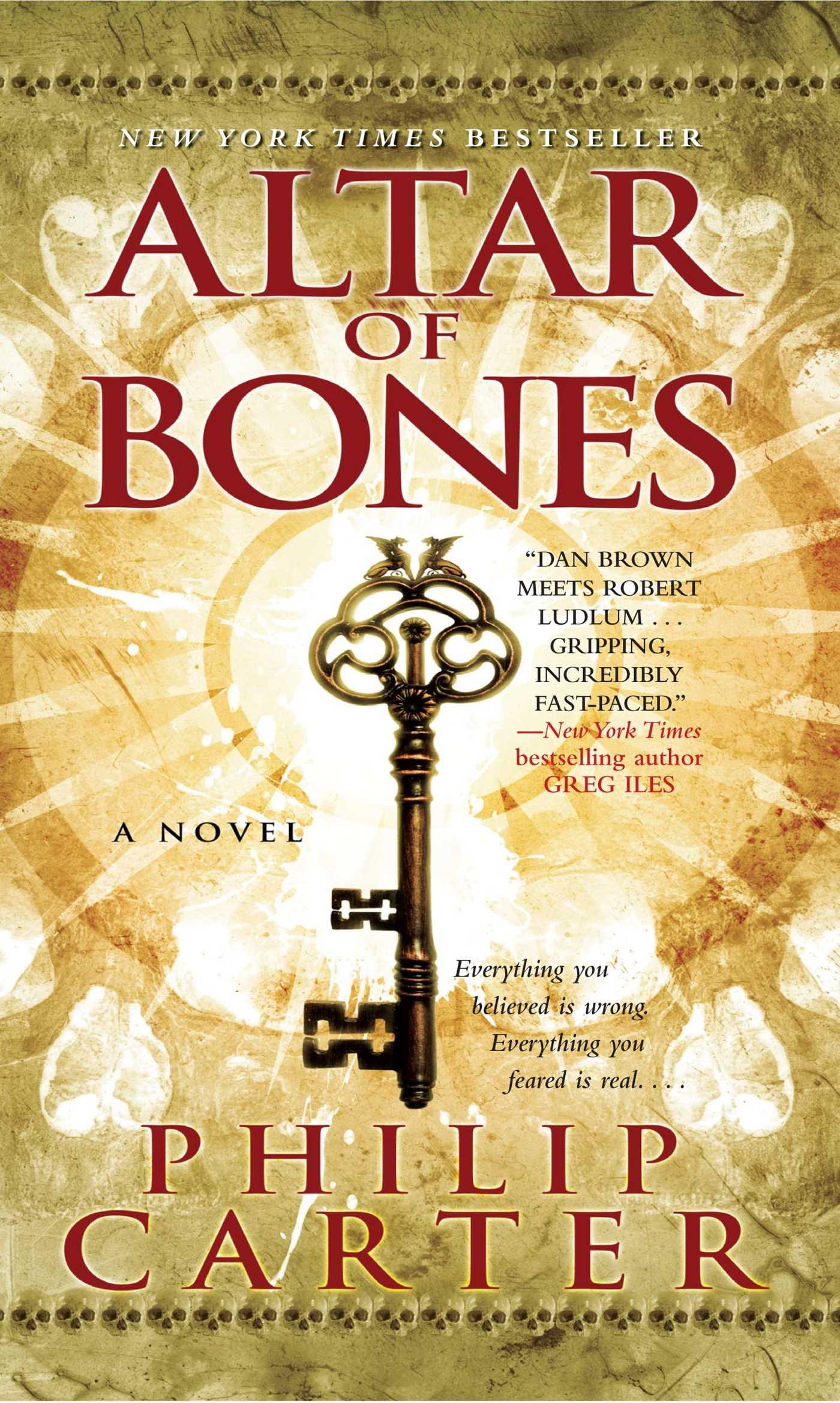 Altar of bones 9781439199466 hr