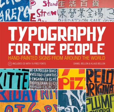 Typography for the People eBook by Daniel Bellon, Klaus