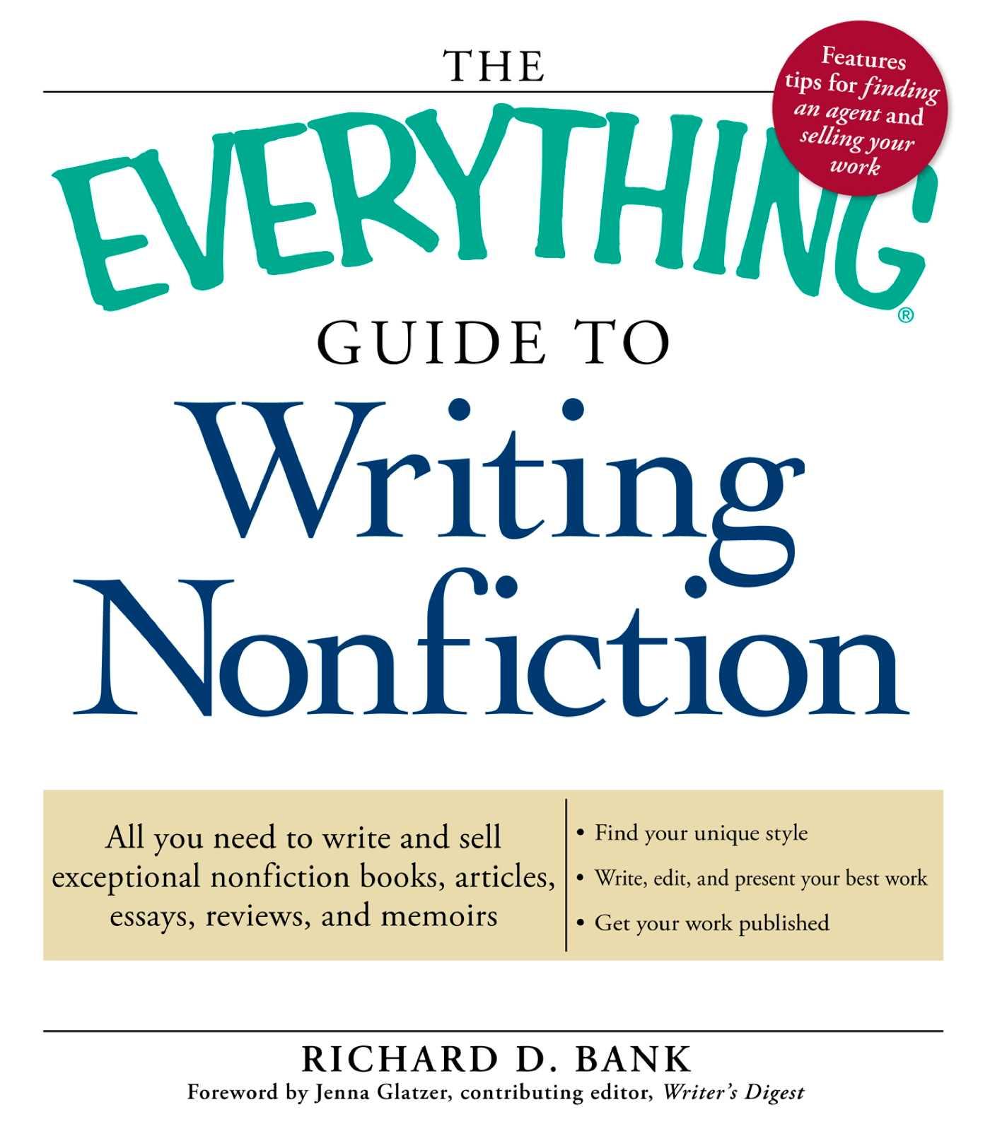 Popular Writing Guide Books