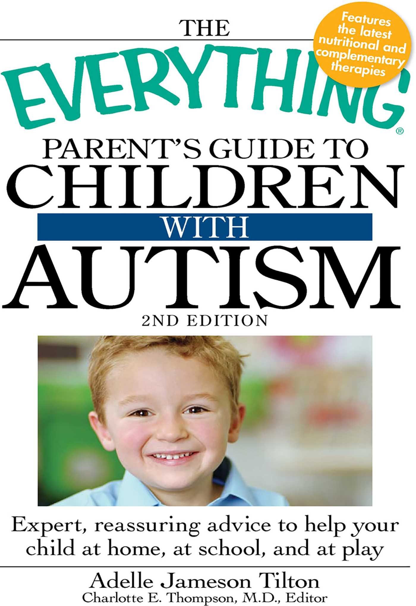 The everything parents guide to children with autism 9781440503931 hr