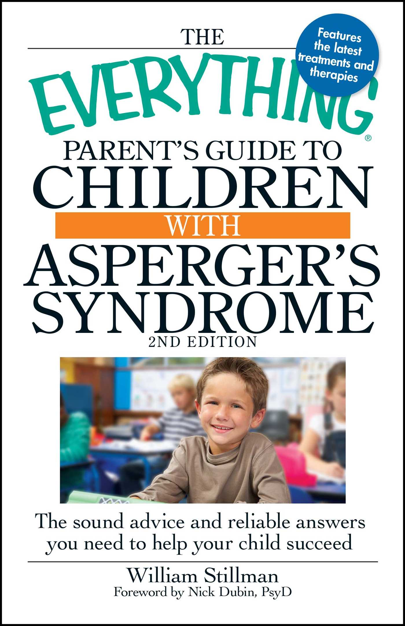The everything parents guide to children with aspergers syndrome 9781440503955 hr