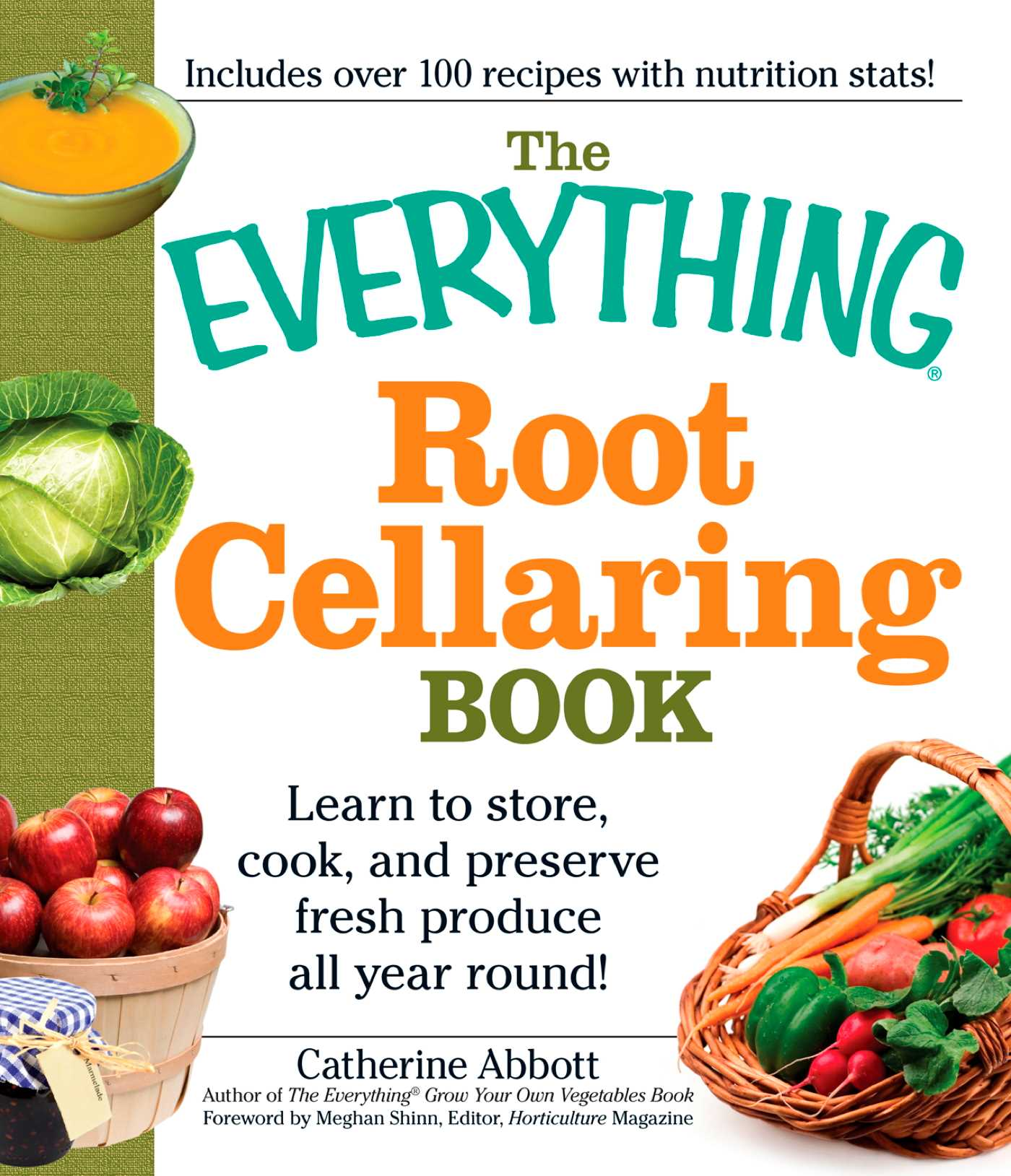 The everything root cellaring book 9781440504693 hr