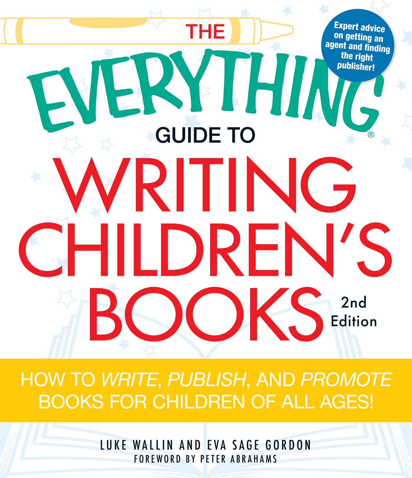 The everything guide to writing childrens books 9781440505492 hr
