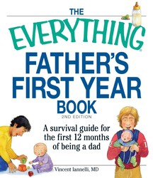 The Everything Father's First Year Book