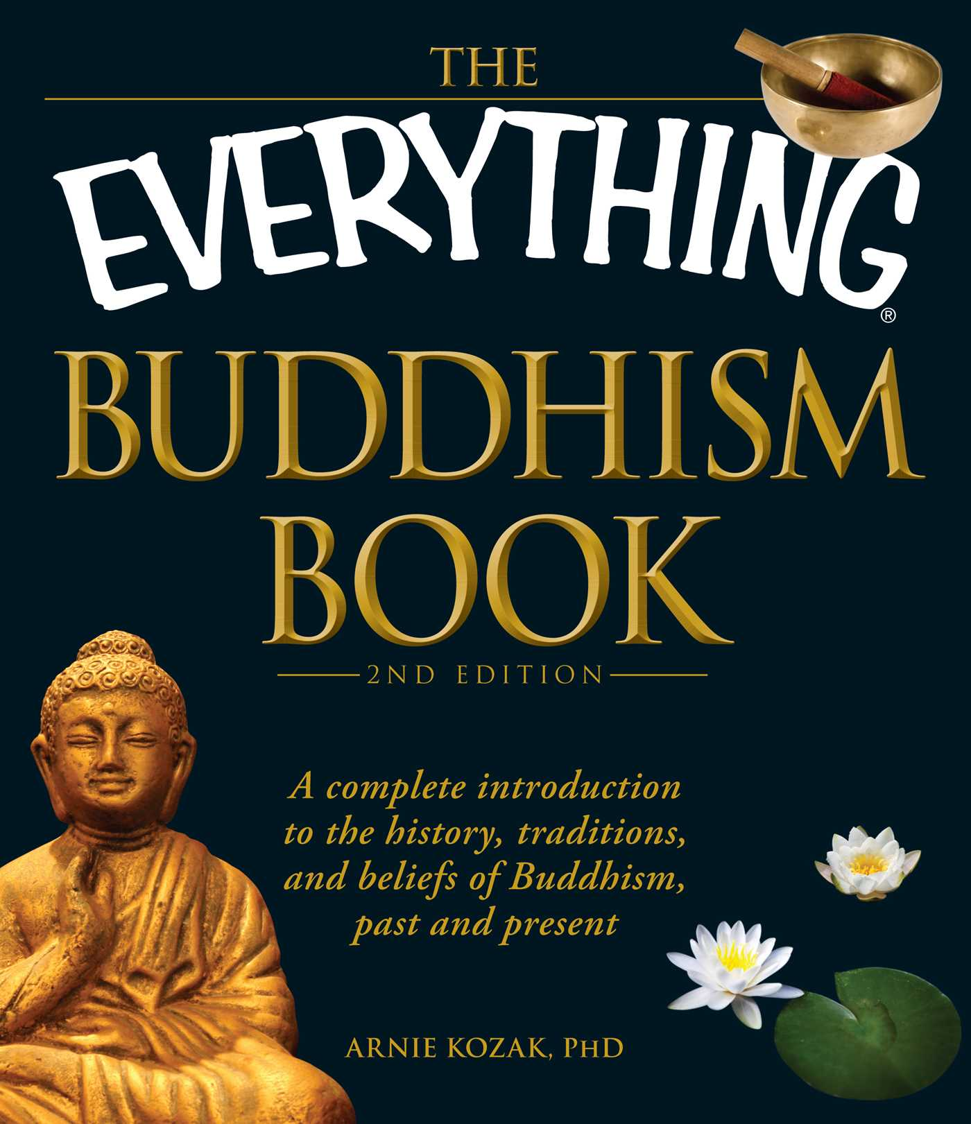 The everything buddhism book 9781440510281 hr