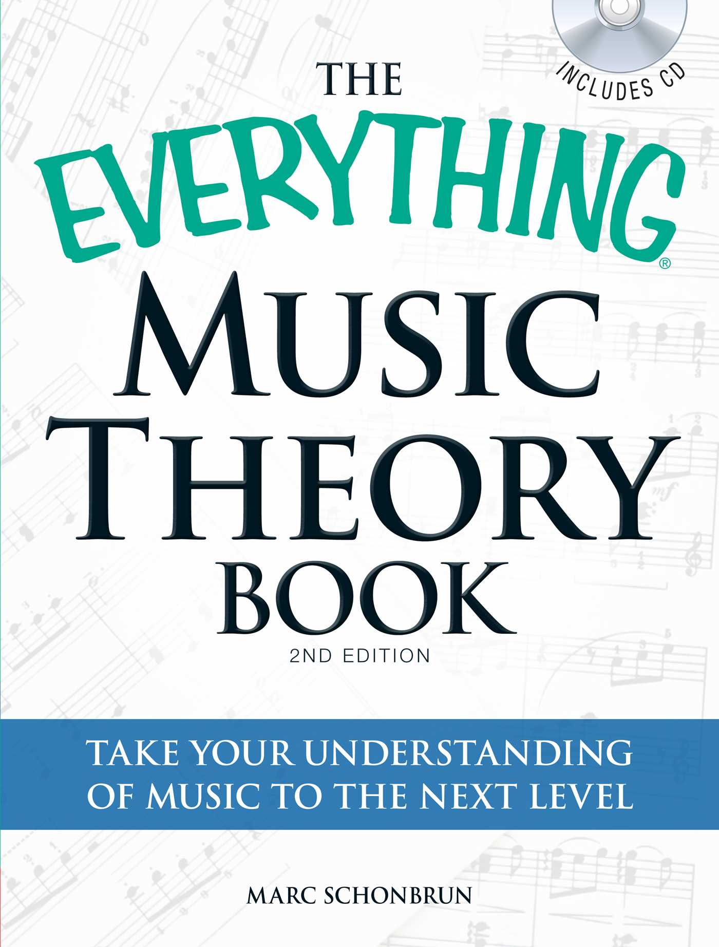 Image Result For The Everything Music Theory Book By Marc Schonbrun