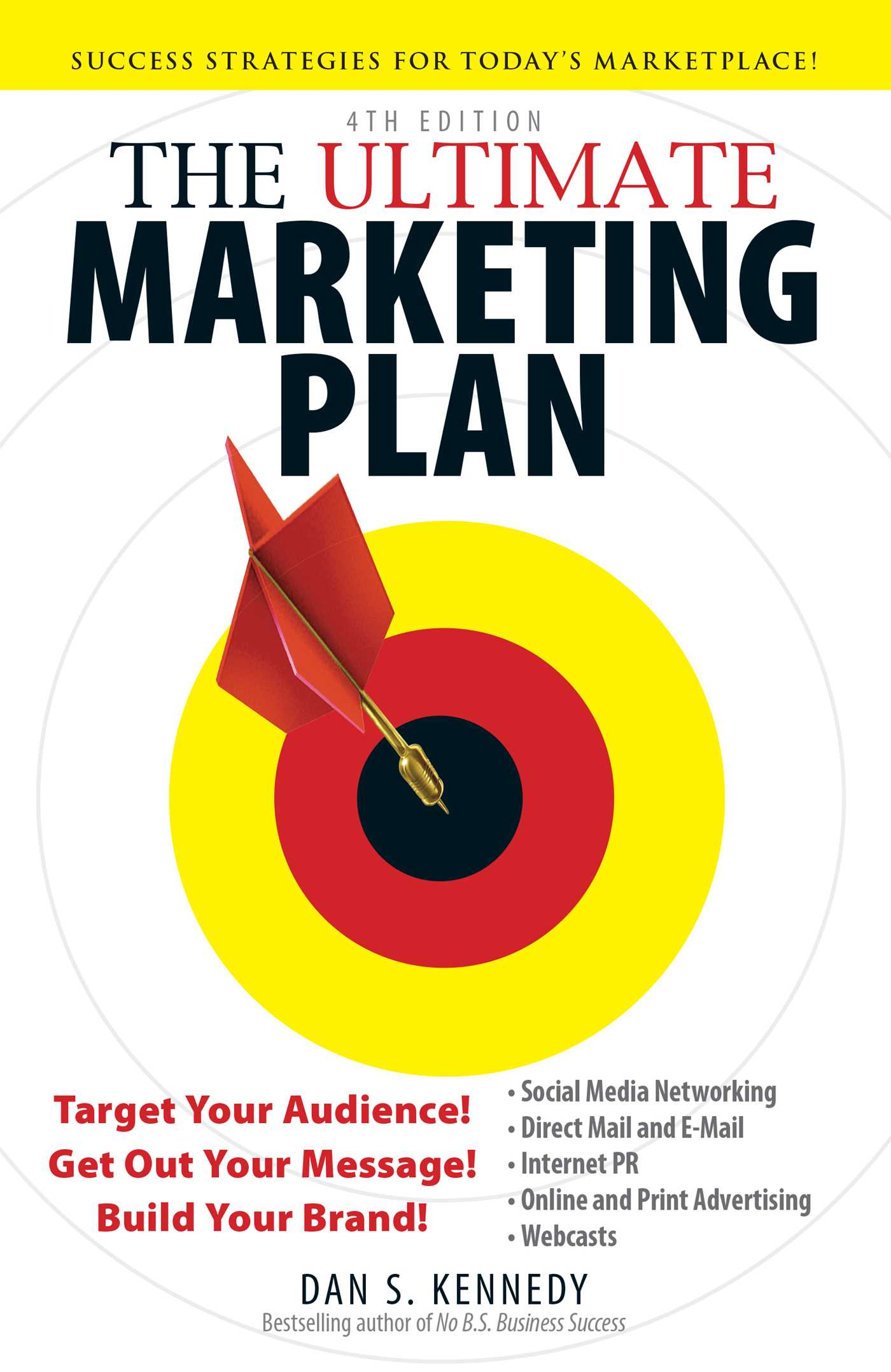 The ultimate marketing plan 9781440511844 hr