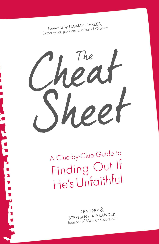 The cheat sheet 9781440511981 hr