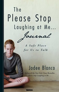 The Please Stop Laughing At Me Journal Book By Jodee Blanco