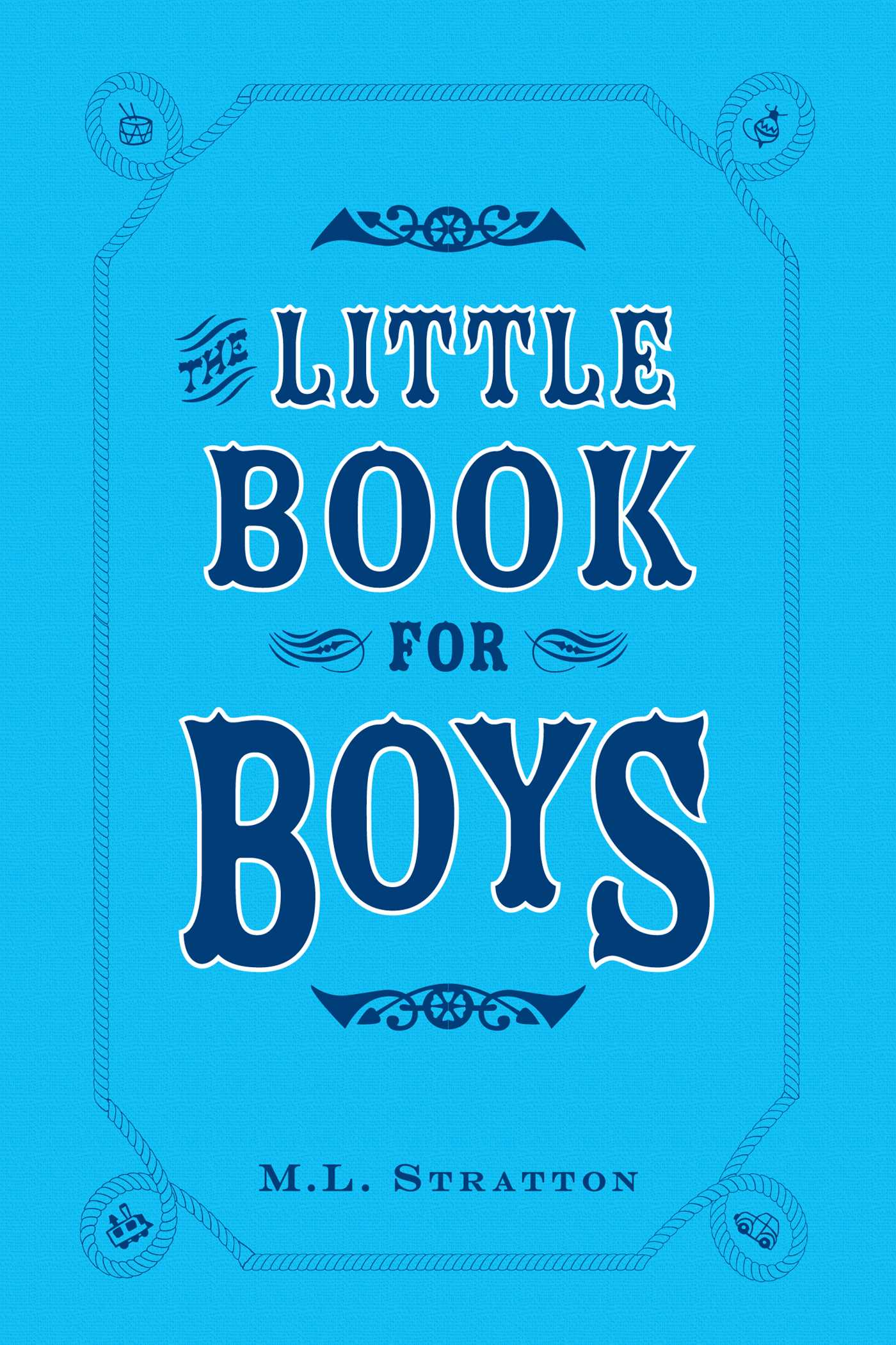 The little book for boys 9781440528958 hr