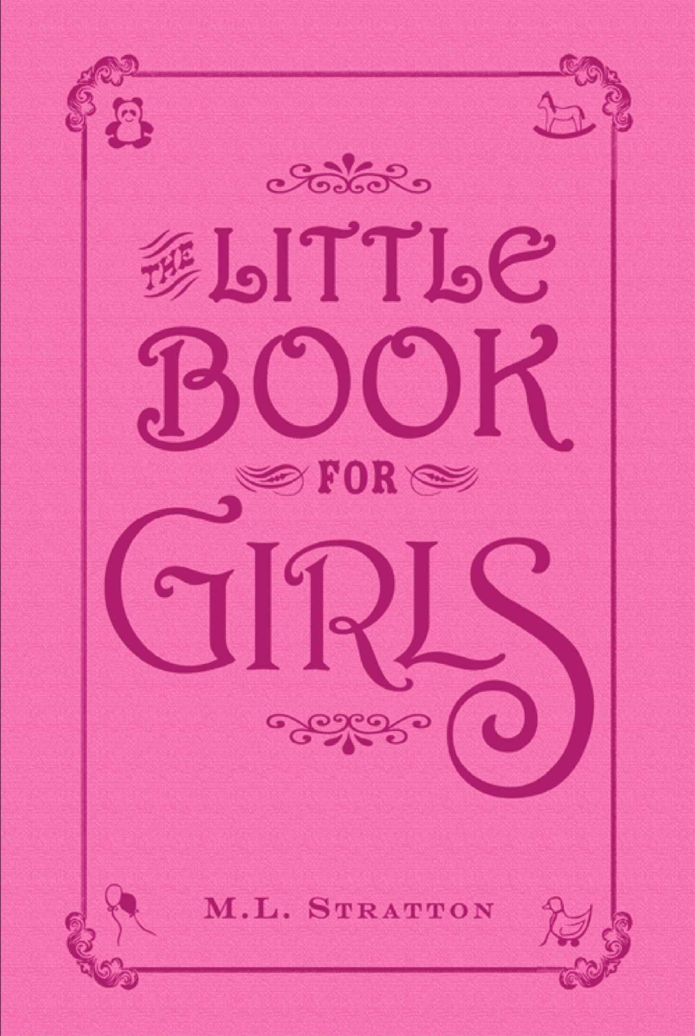 The little book for girls 9781440529900 hr