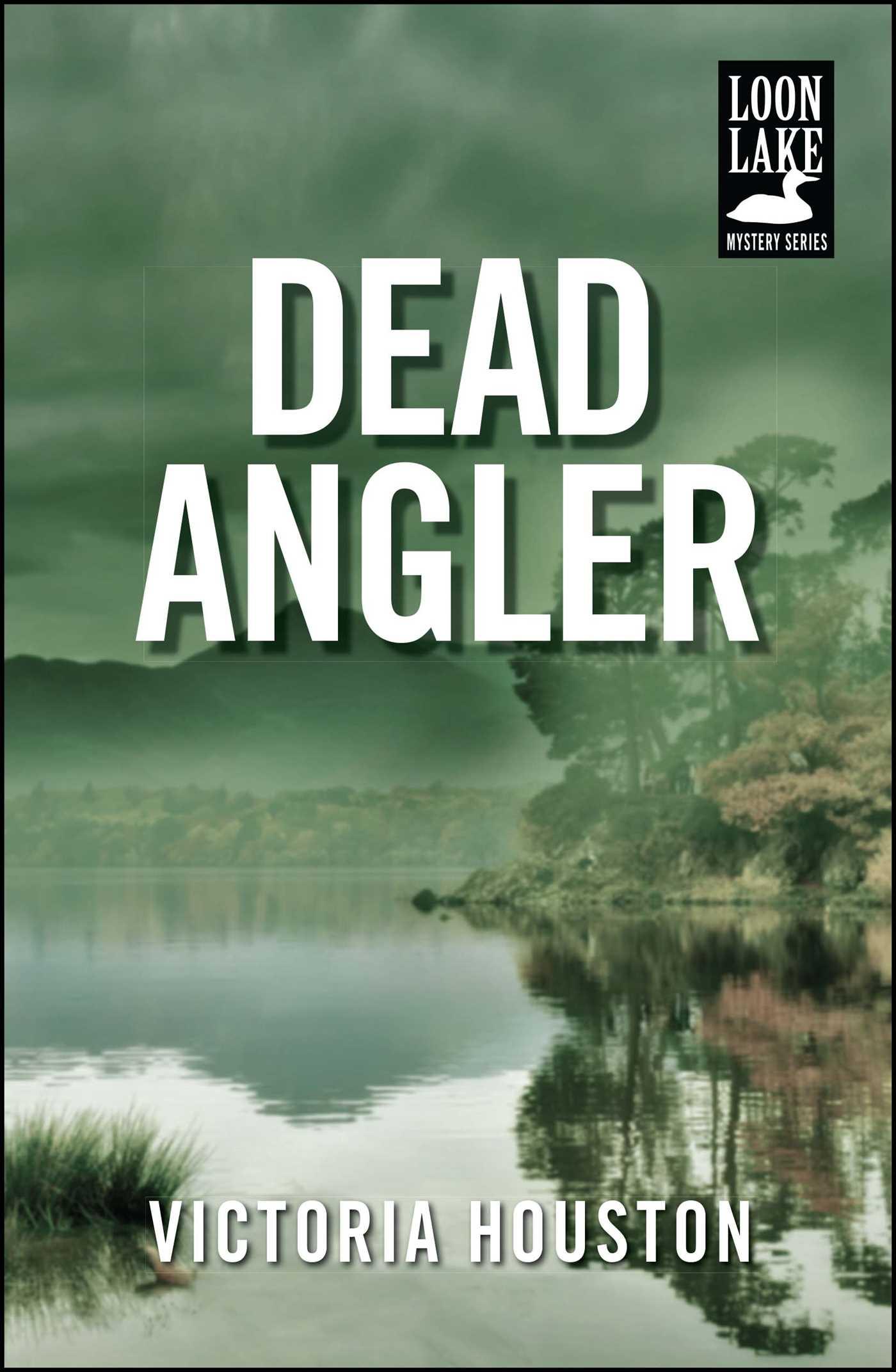 Dead angler 9781440531439 hr