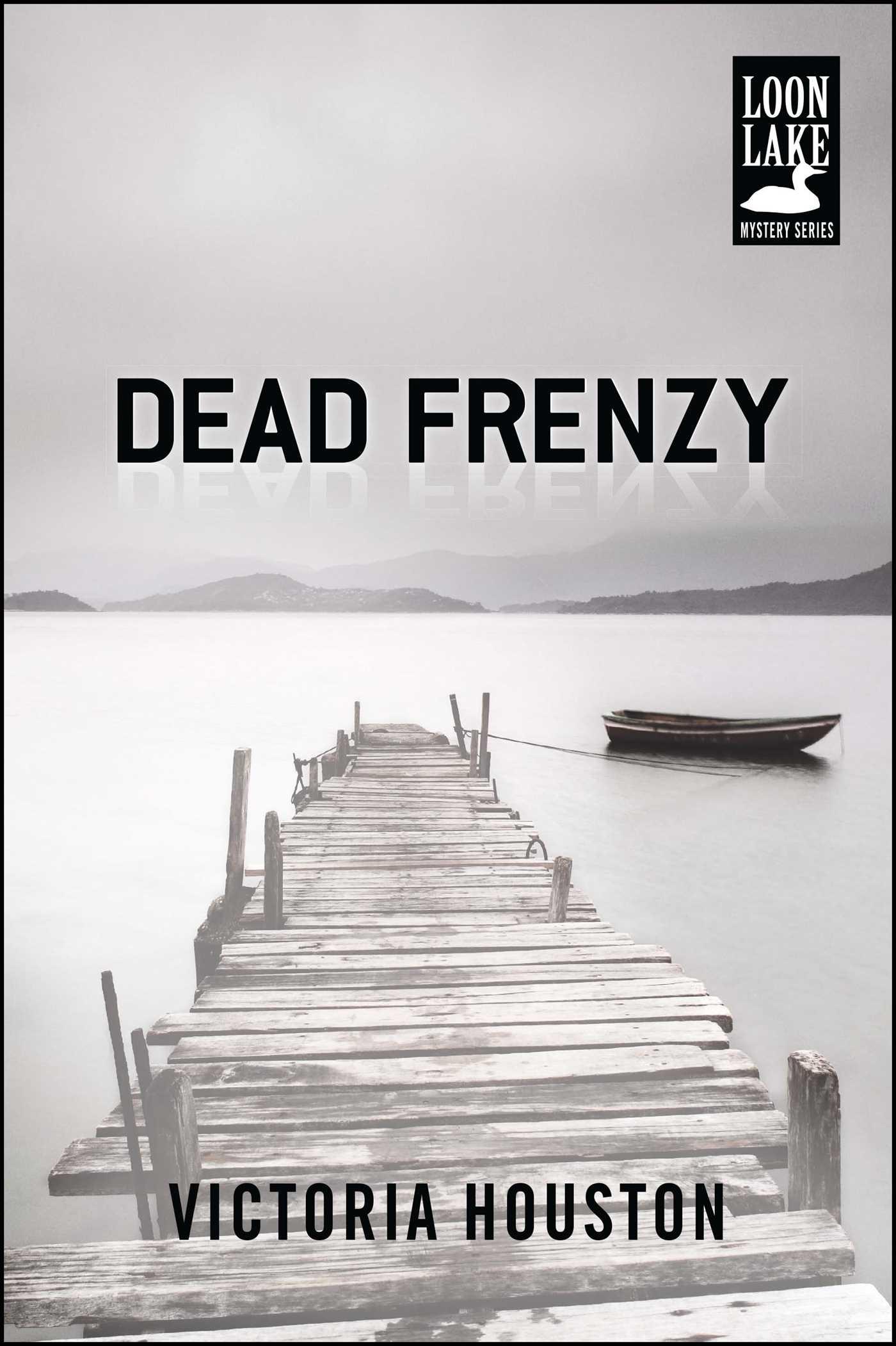 Dead frenzy 9781440531491 hr