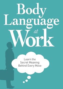 the art of body language book