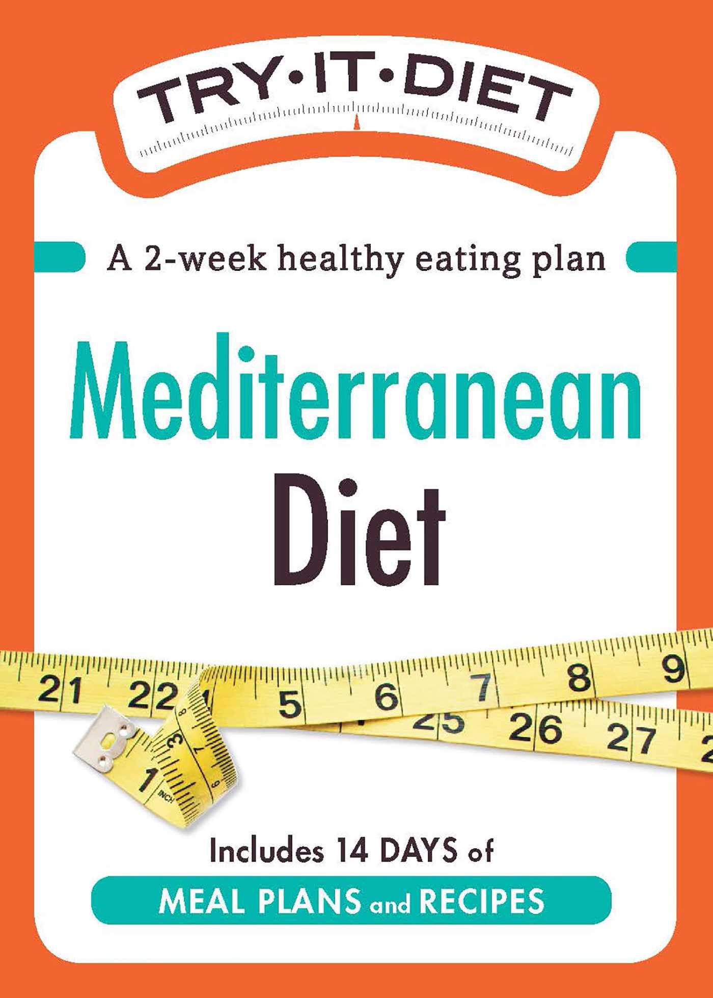 Mediterranean Diet Book