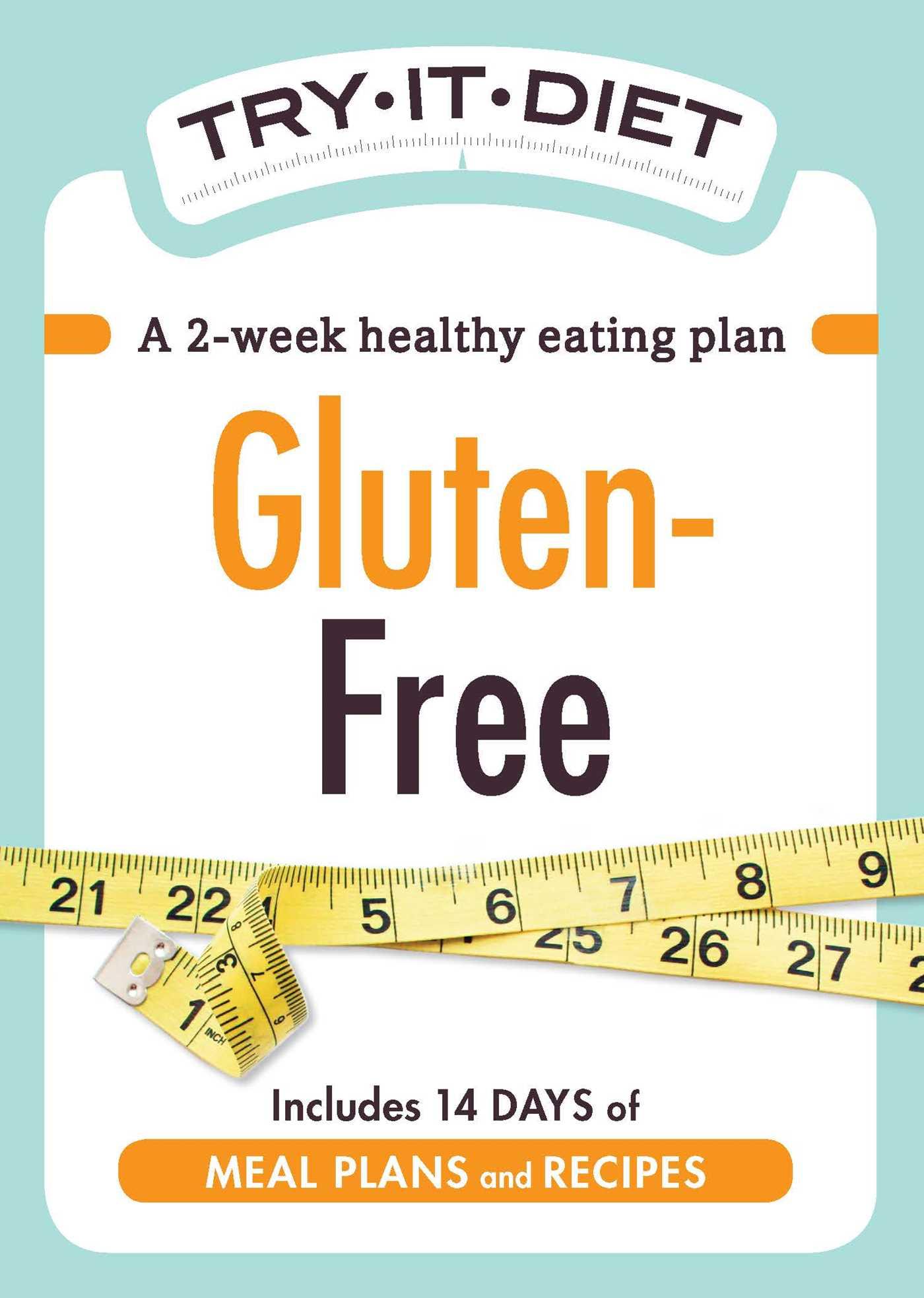 Try It Diet Gluten Free Ebook By Adams Media Official