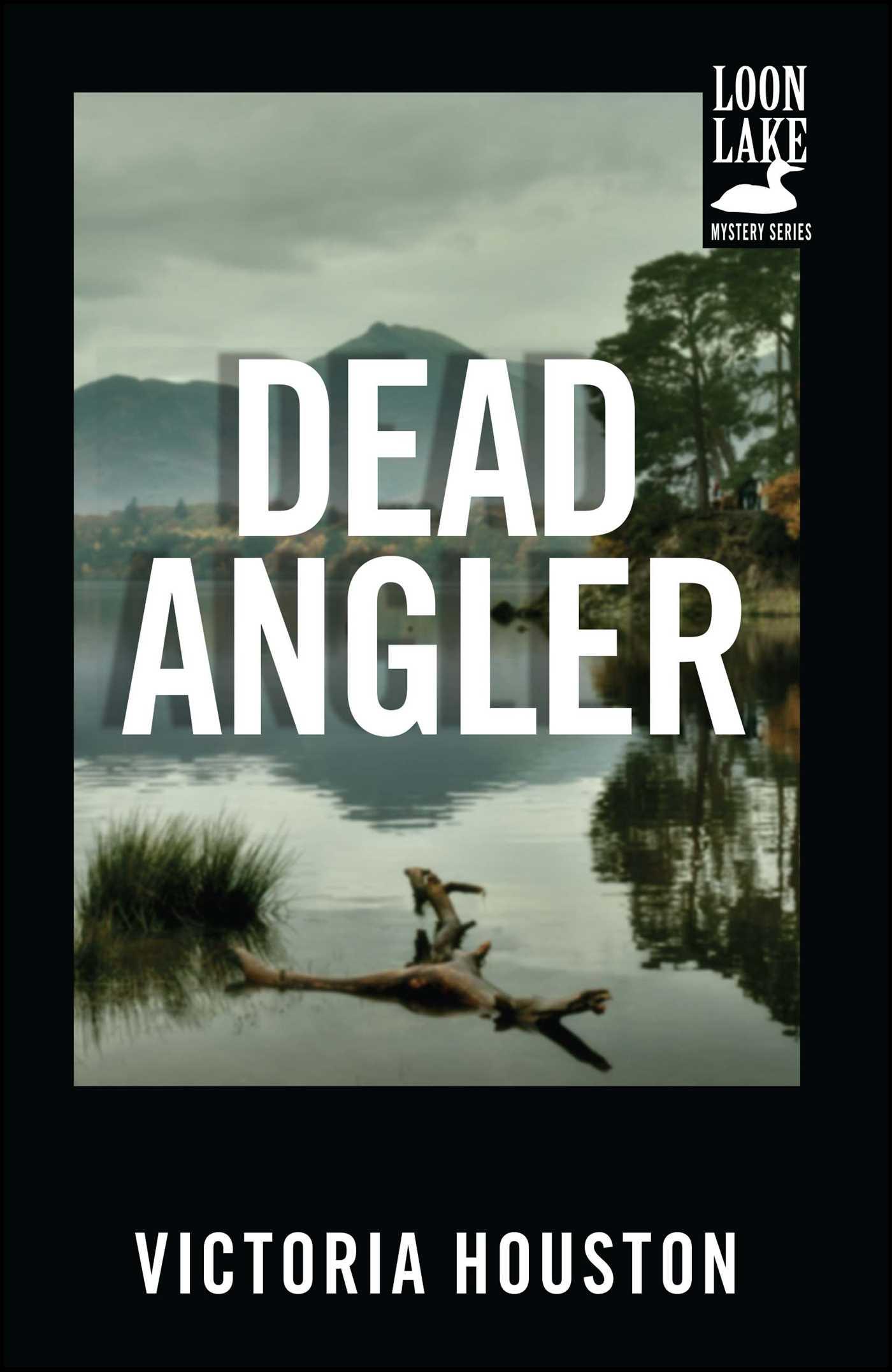 Dead angler 9781440535314 hr