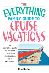 Buy The Everything Family Guide To Cruise Vacations