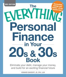 Buy The Everything Personal Finance in Your 20s & 30s Book