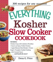 The Everything Kosher Slow Cooker Cookbook