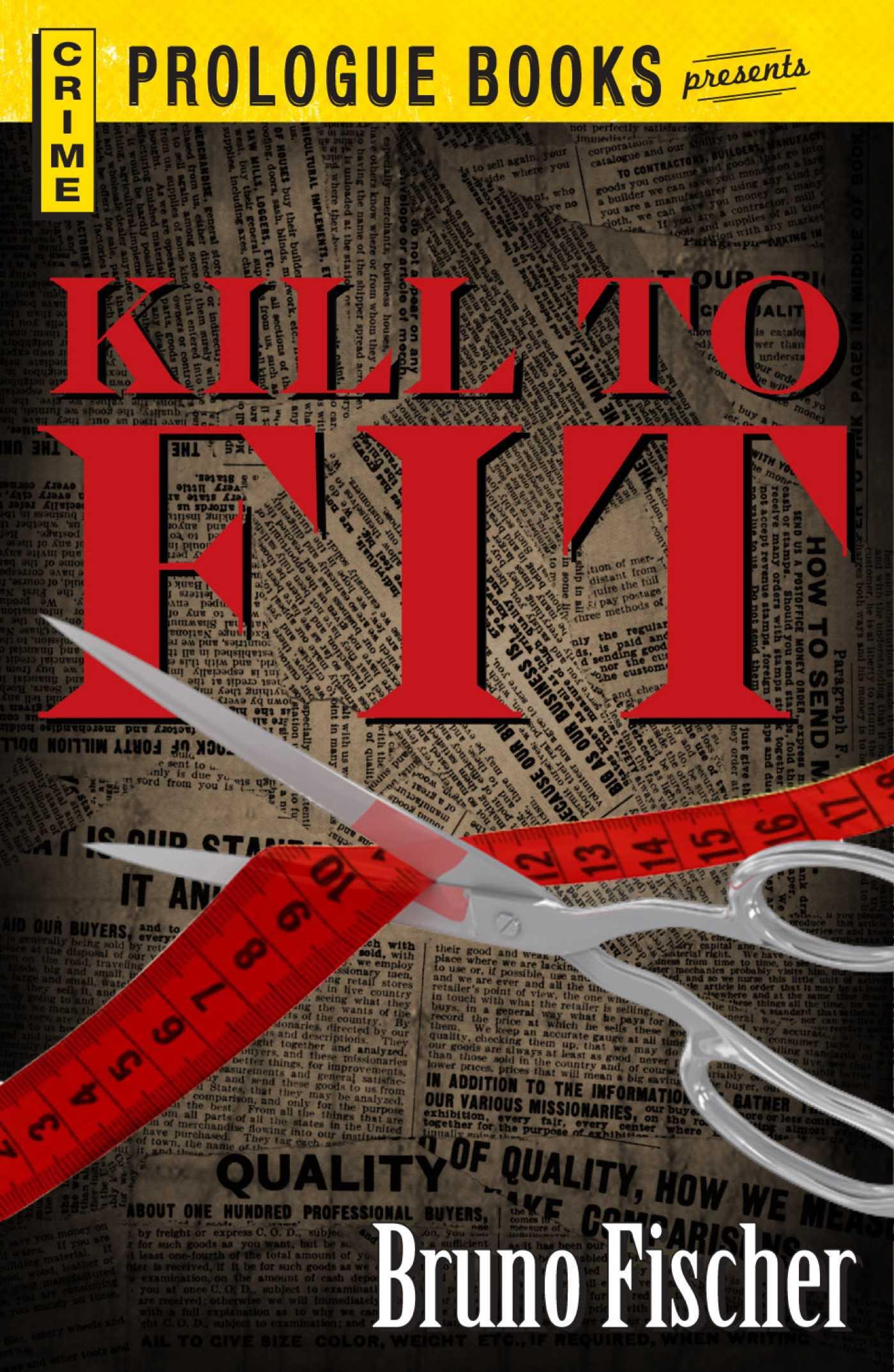 Kill to fit 9781440544262 hr