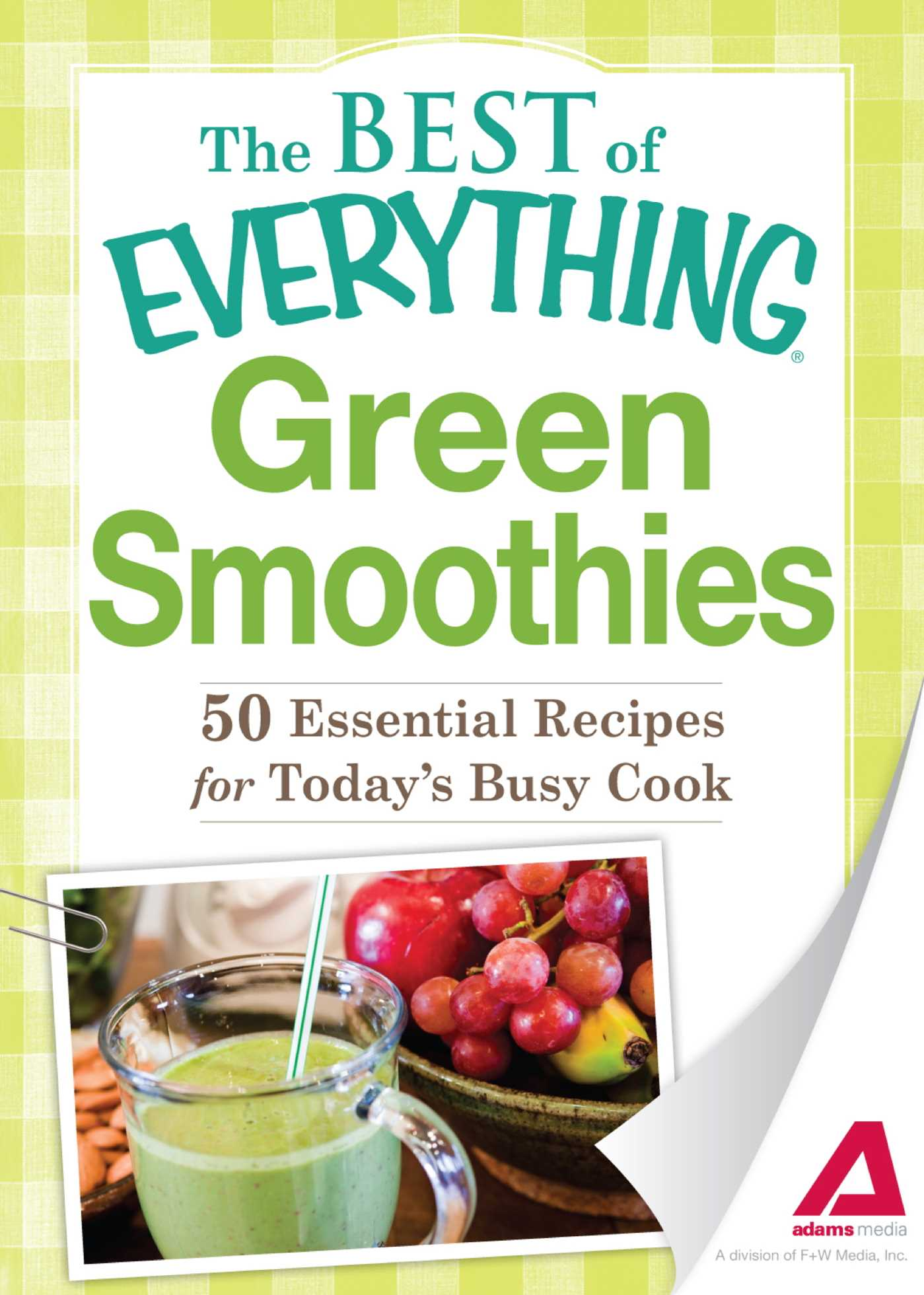 Green Smoothies Ebook By Adams Media Official Publisher