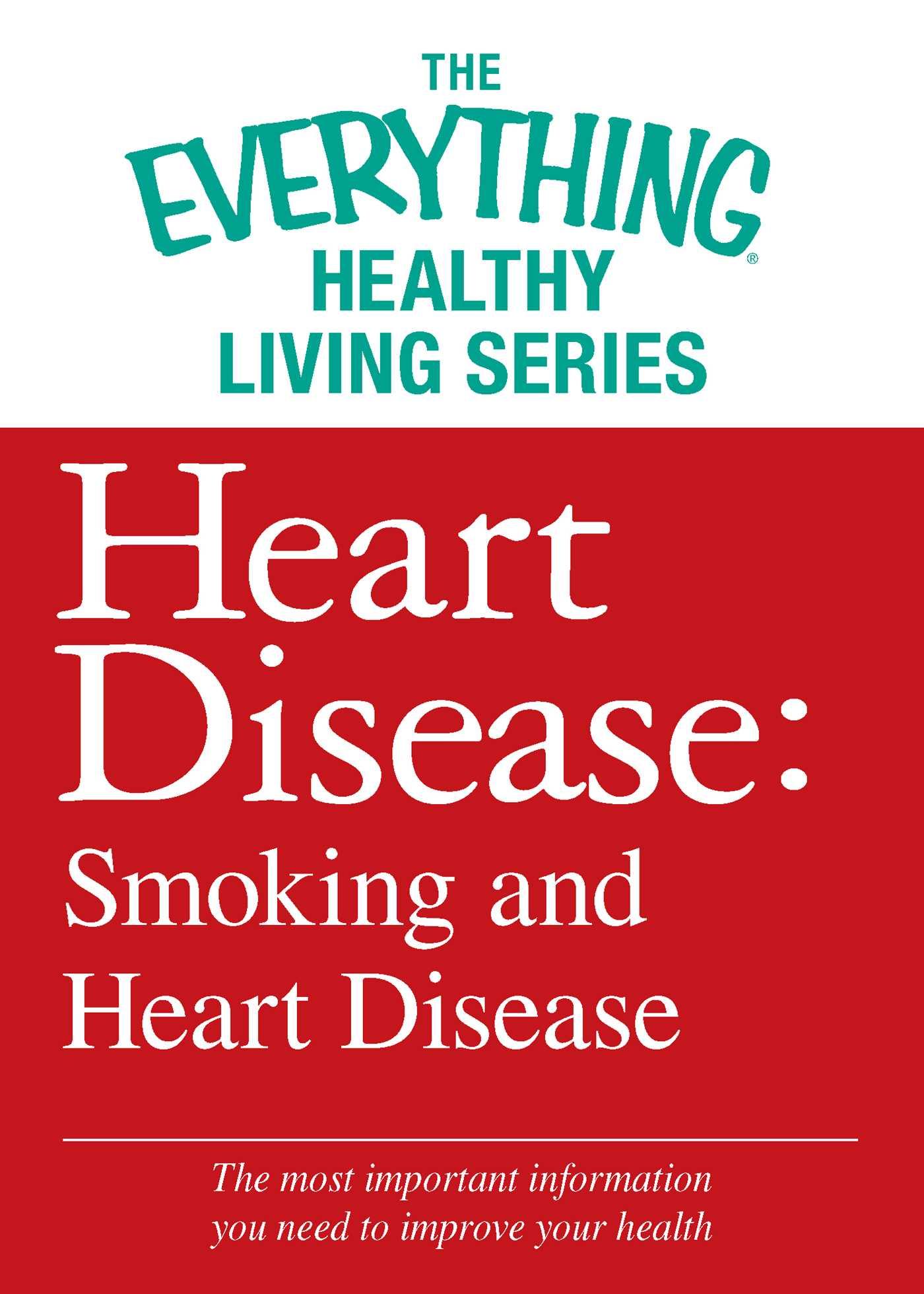 Heart disease smoking and heart disease 9781440548079 hr