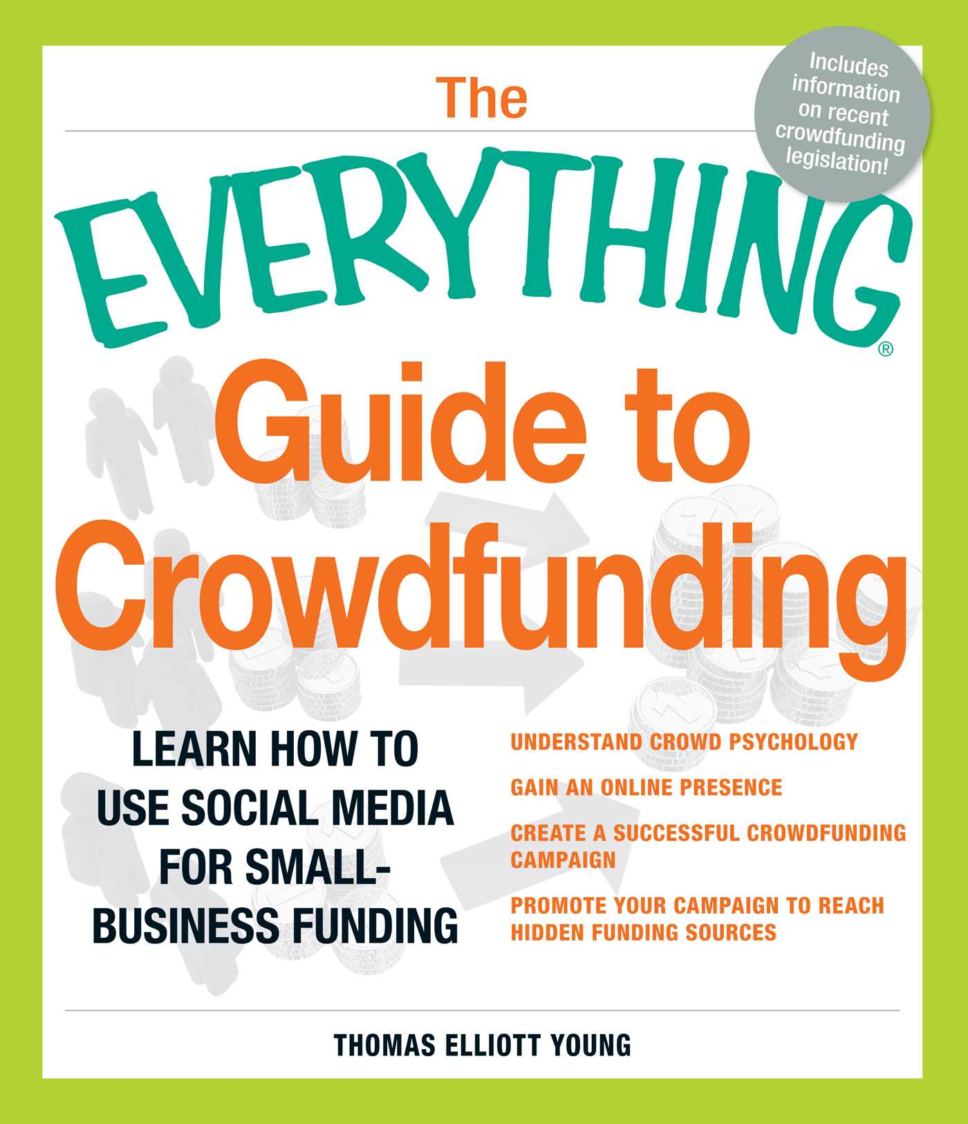 The everything guide to crowdfunding 9781440550348 hr