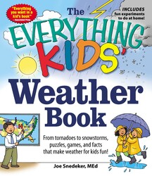 The Everything KIDS' Weather Book