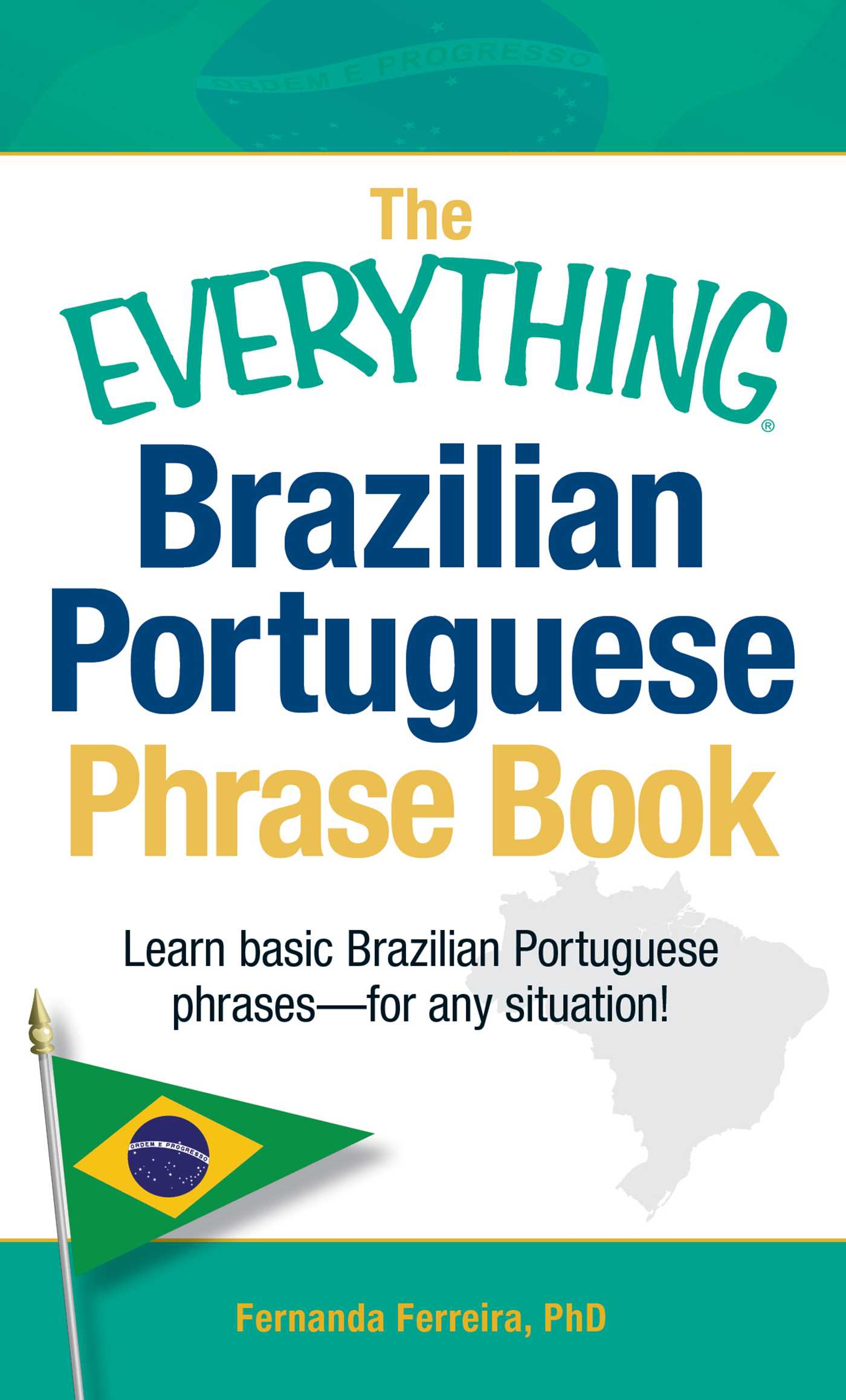 The everything brazilian portuguese phrase book 9781440555275 hr