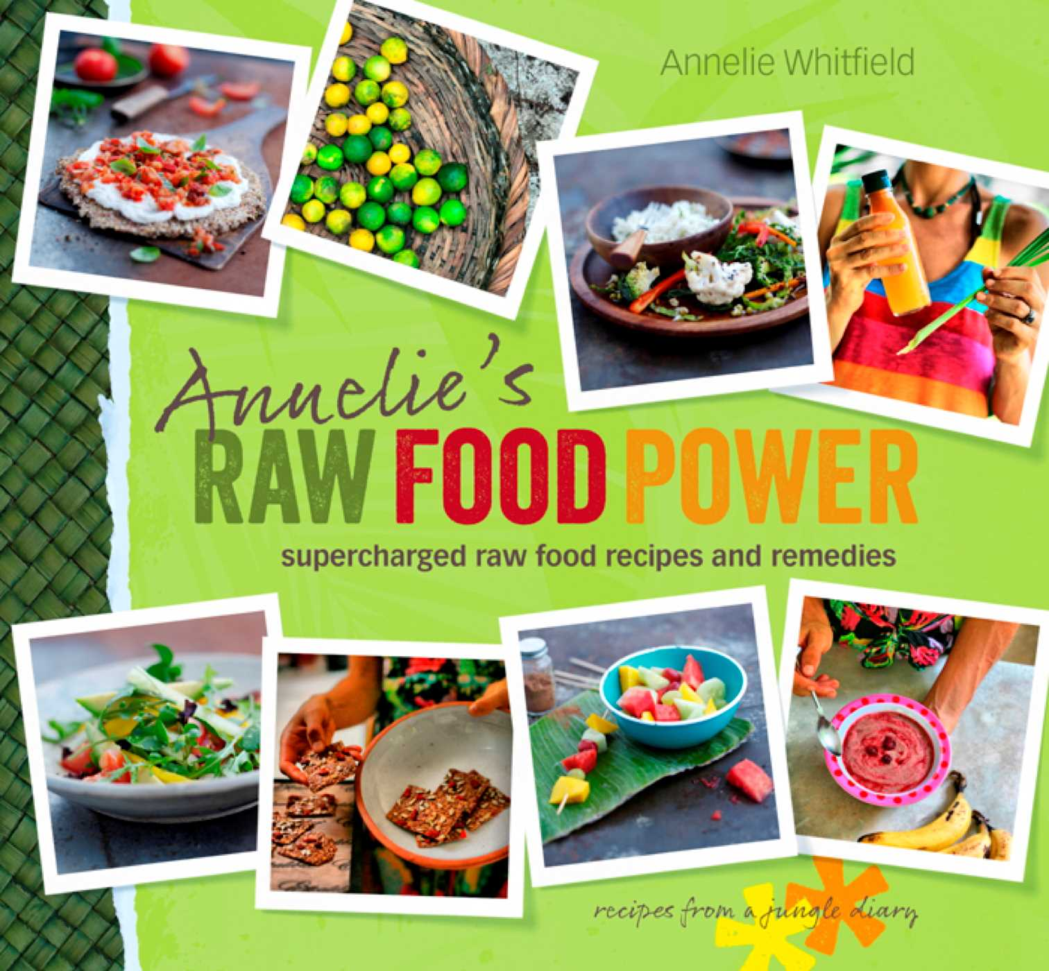 Annelies raw food power ebook by annelie whitfield official annelies raw food power 9781440557521 hr forumfinder Images