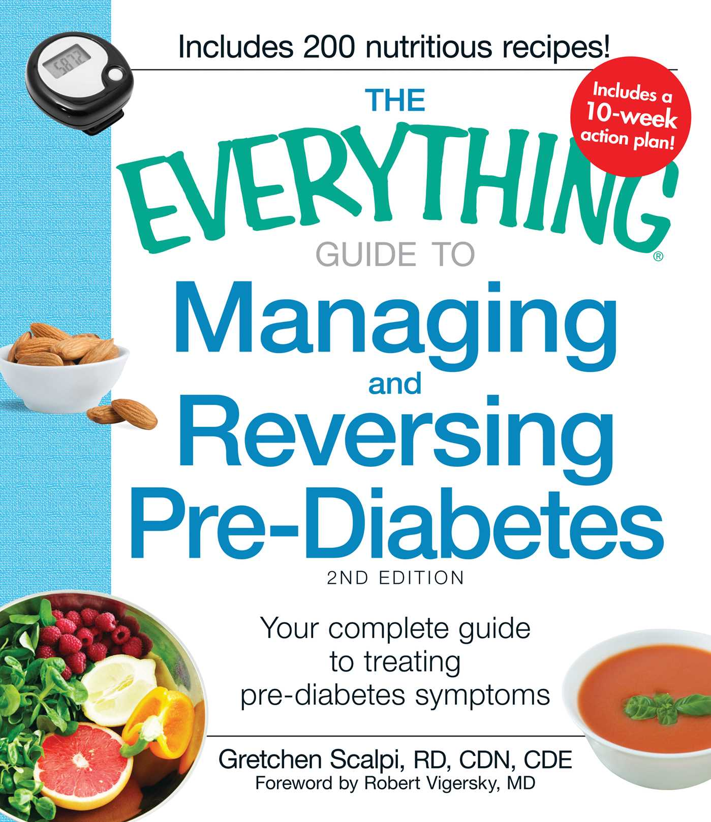 The everything guide to managing and reversing pre diabetes book the everything guide to managing and reversing pre diabetes 9781440557613 hr forumfinder Image collections