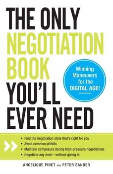 Negotiate Book Font