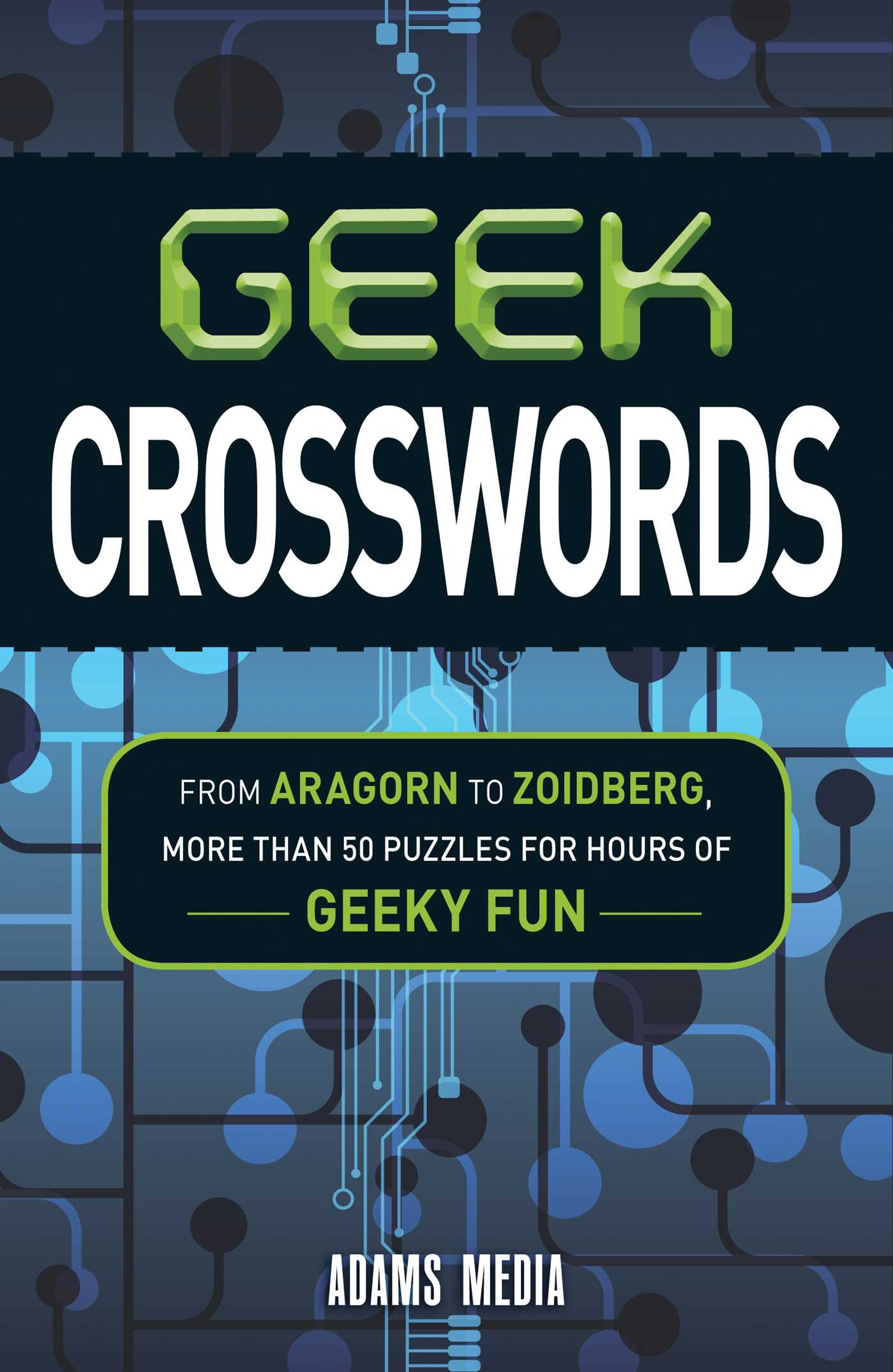 Geek crosswords 9781440560798 hr