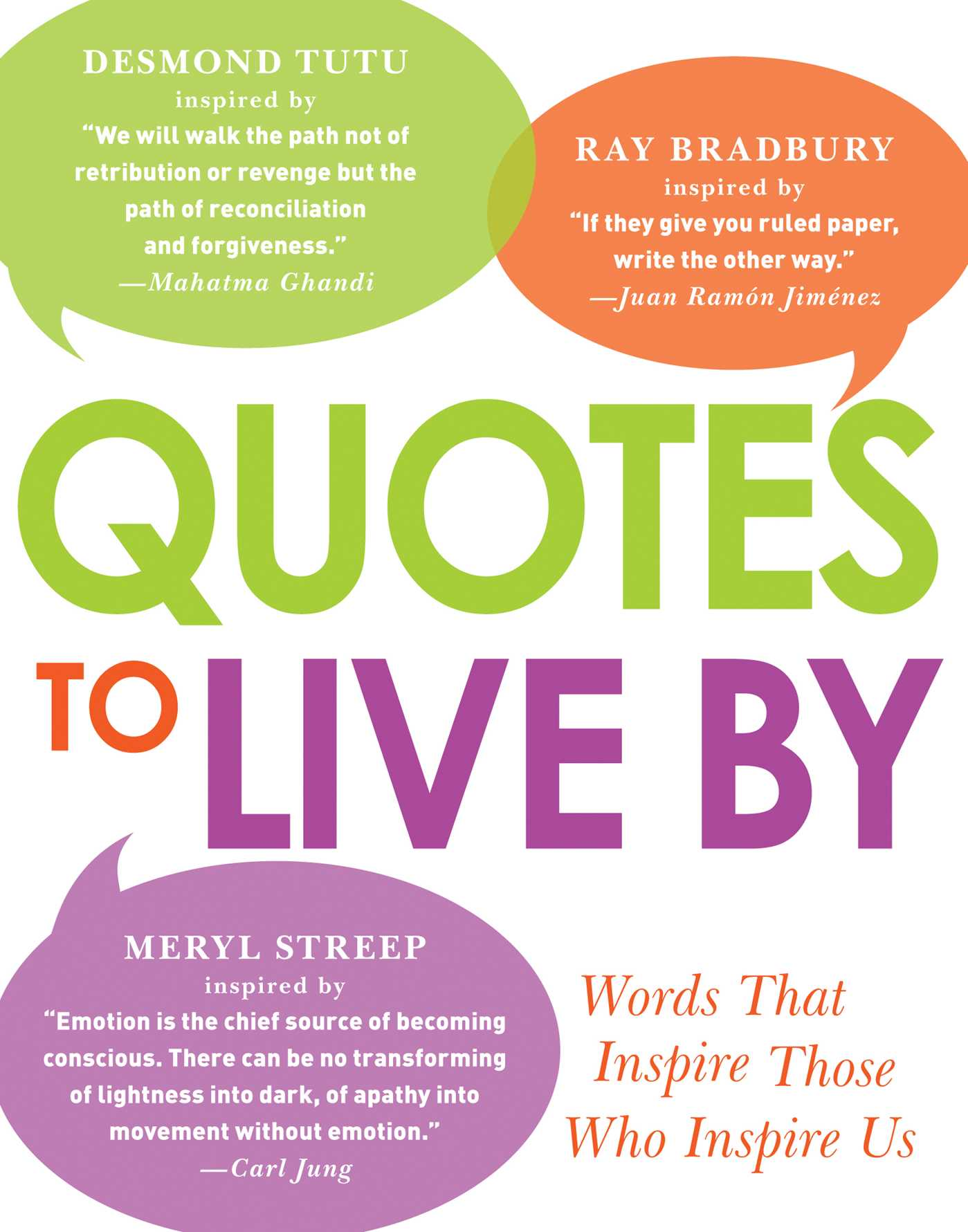 quotes to live by book by adams media official publisher page