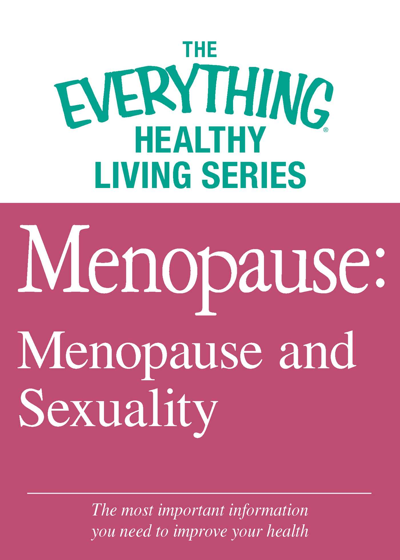 Menopause menopause and sexuality 9781440561719 hr