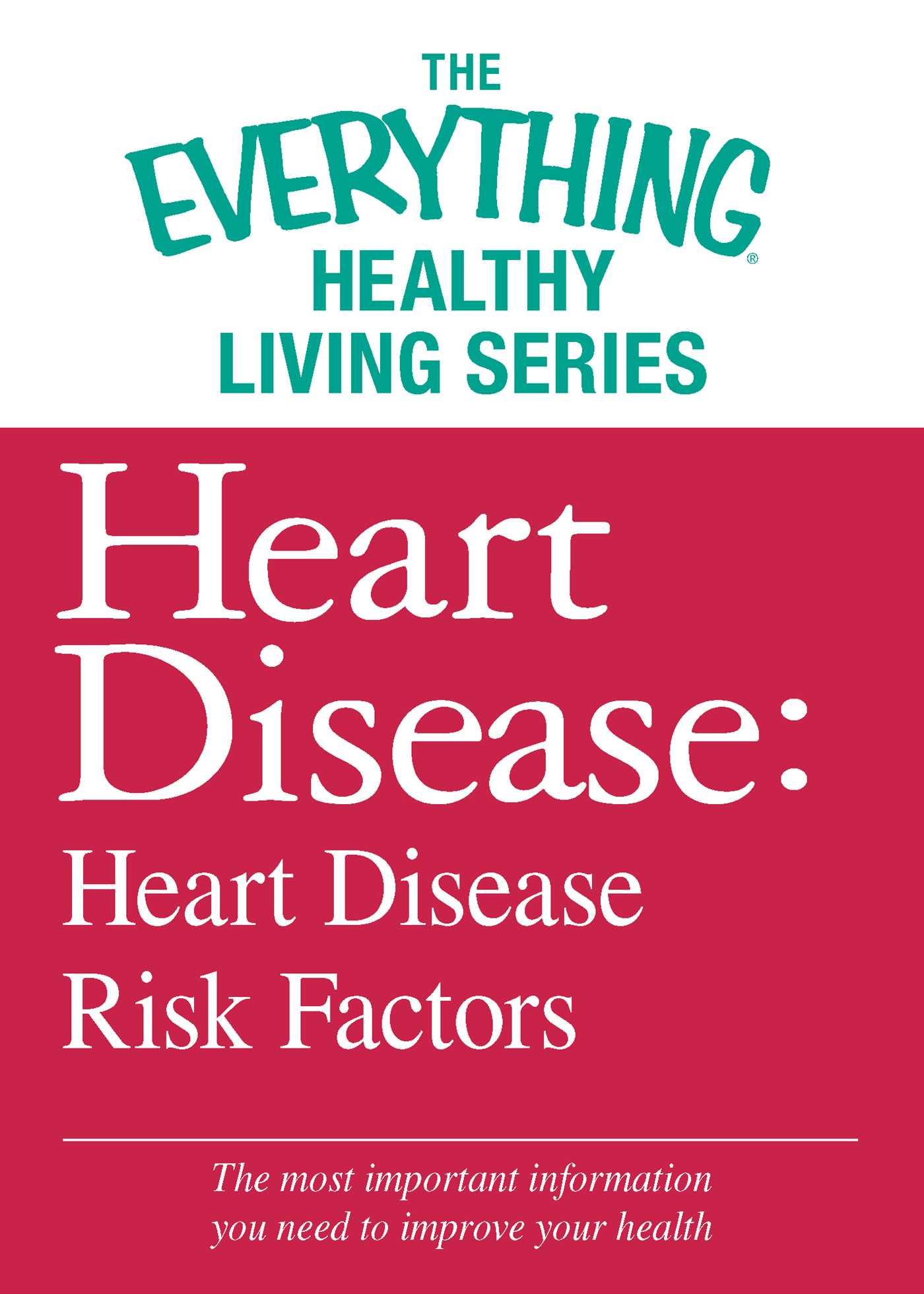 Heart disease heart disease risk factors 9781440565748 hr