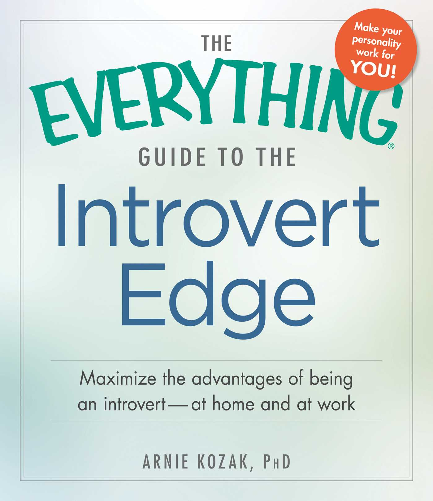 The everything guide to the introvert edge 9781440568169 hr