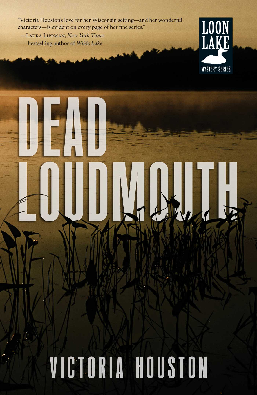 Dead loudmouth 9781440568442 hr