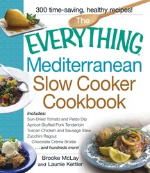 Buy The Everything Mediterranean Slow Cooker Cookbook